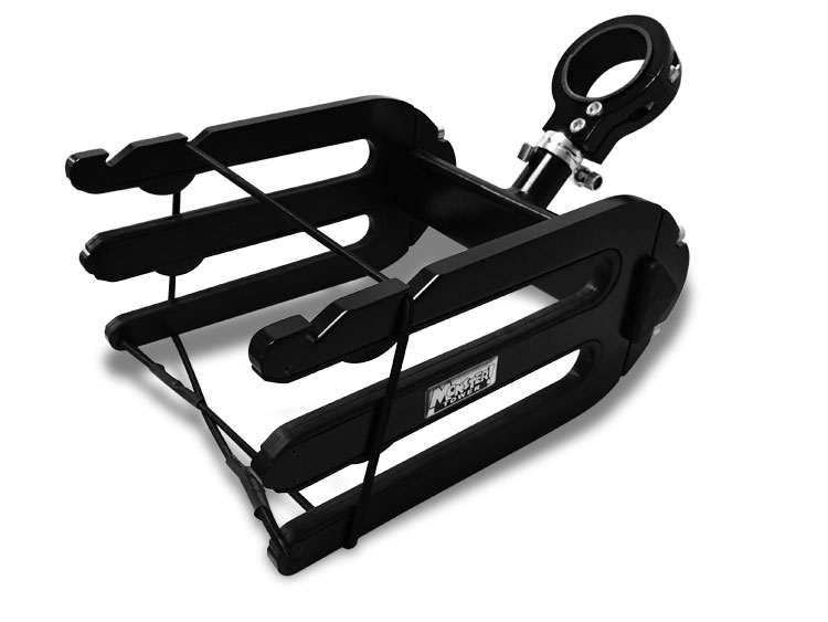 WAKEBOARD RACK - BLACK - 2.5'' MONSTER TOWER 2018