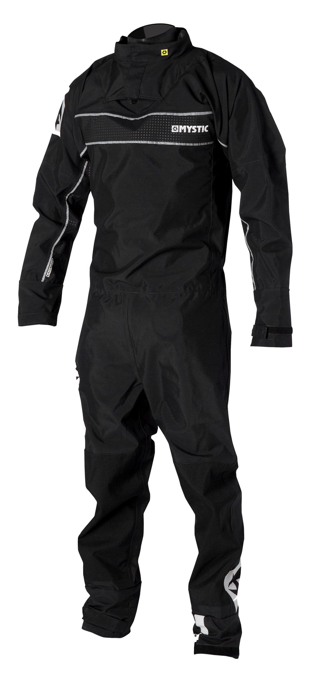 FORCE DRYSUIT - BLACK - XSMALL MYSTIC 2016