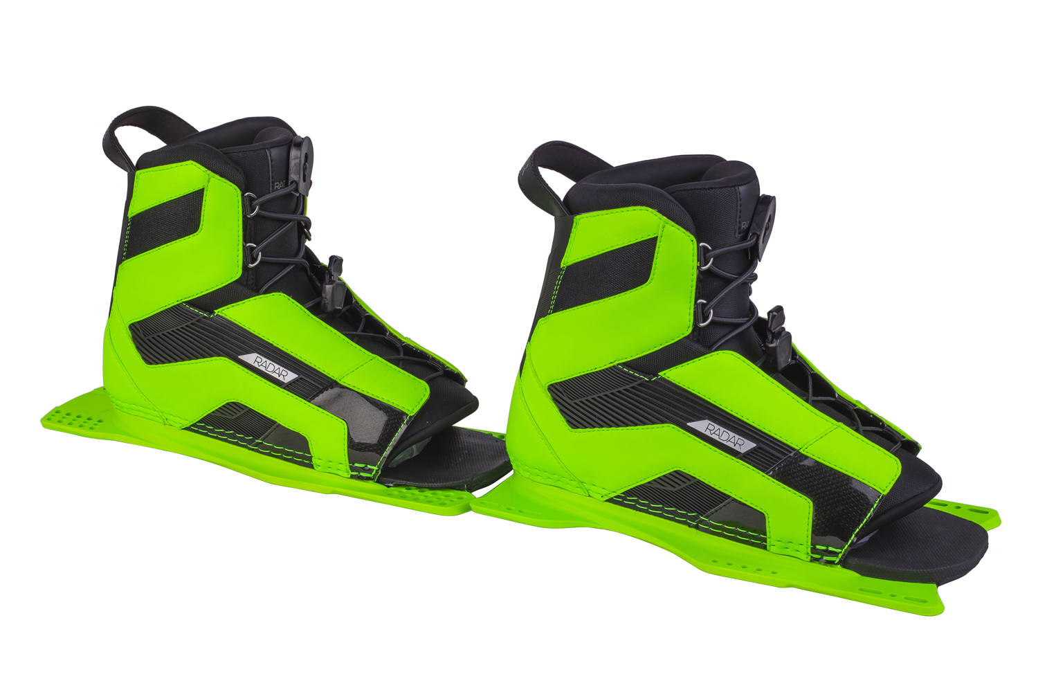 VECTOR BOOT W/FRONT FEATHER FRAME - GREEN RADAR 2016