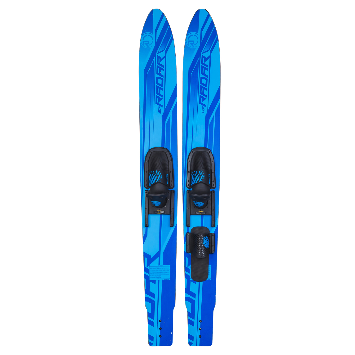 X-CALIBER 67'' COMBO EVA ADJ. X-CALIBER BINDINGS - BLUE RADAR 2018