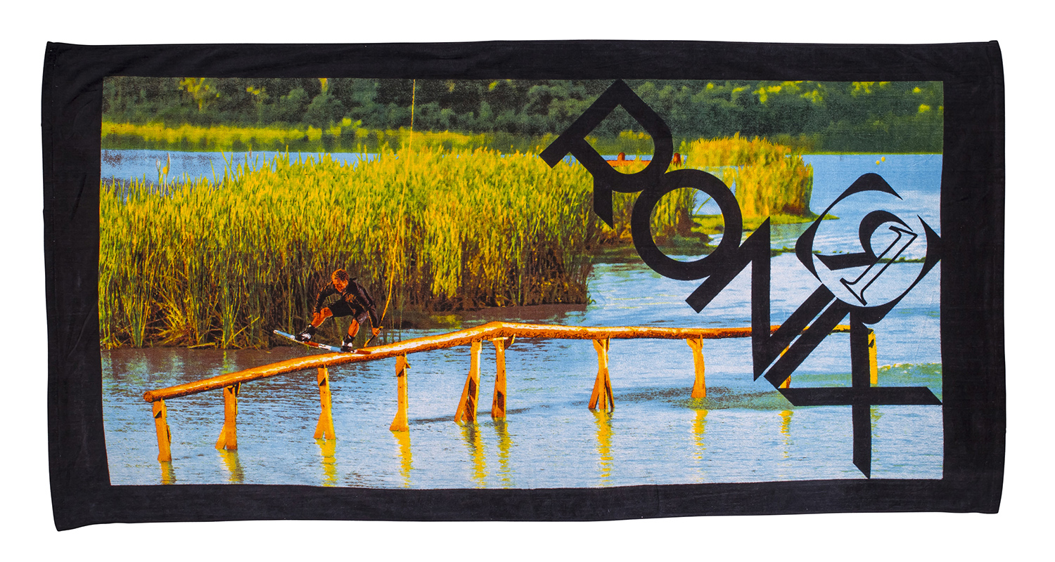 BEACH TOWEL - 35'' X 71'' RONIX 2019