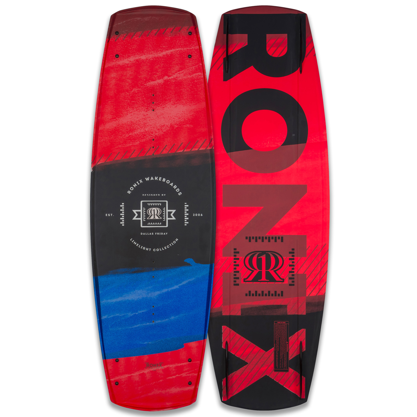 LIMELIGHT ATR ''SF'' WAKEBOARD RONIX 2016