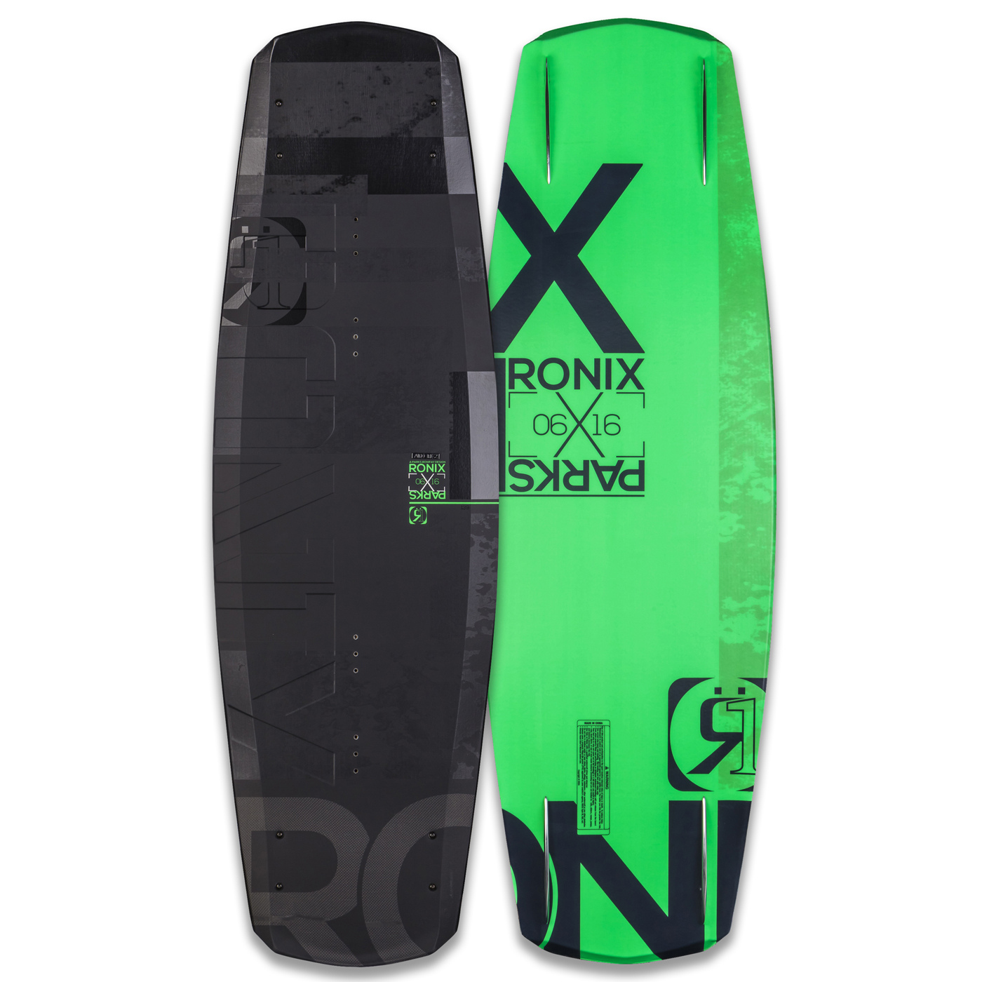 PARKS CAMBER AIR CORE 2 WAKEBOARD / LIMITED RONIX 2016