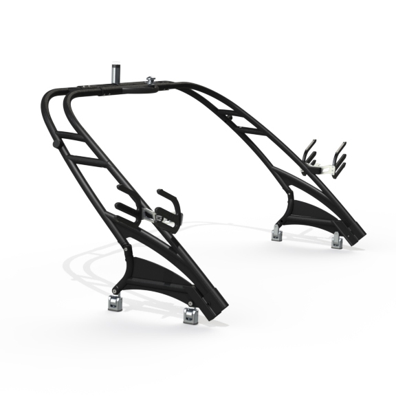 CAM RT BRONZE WAKEBOARD TOWER PACKAGE- BRUSHED ROSWELL 2018