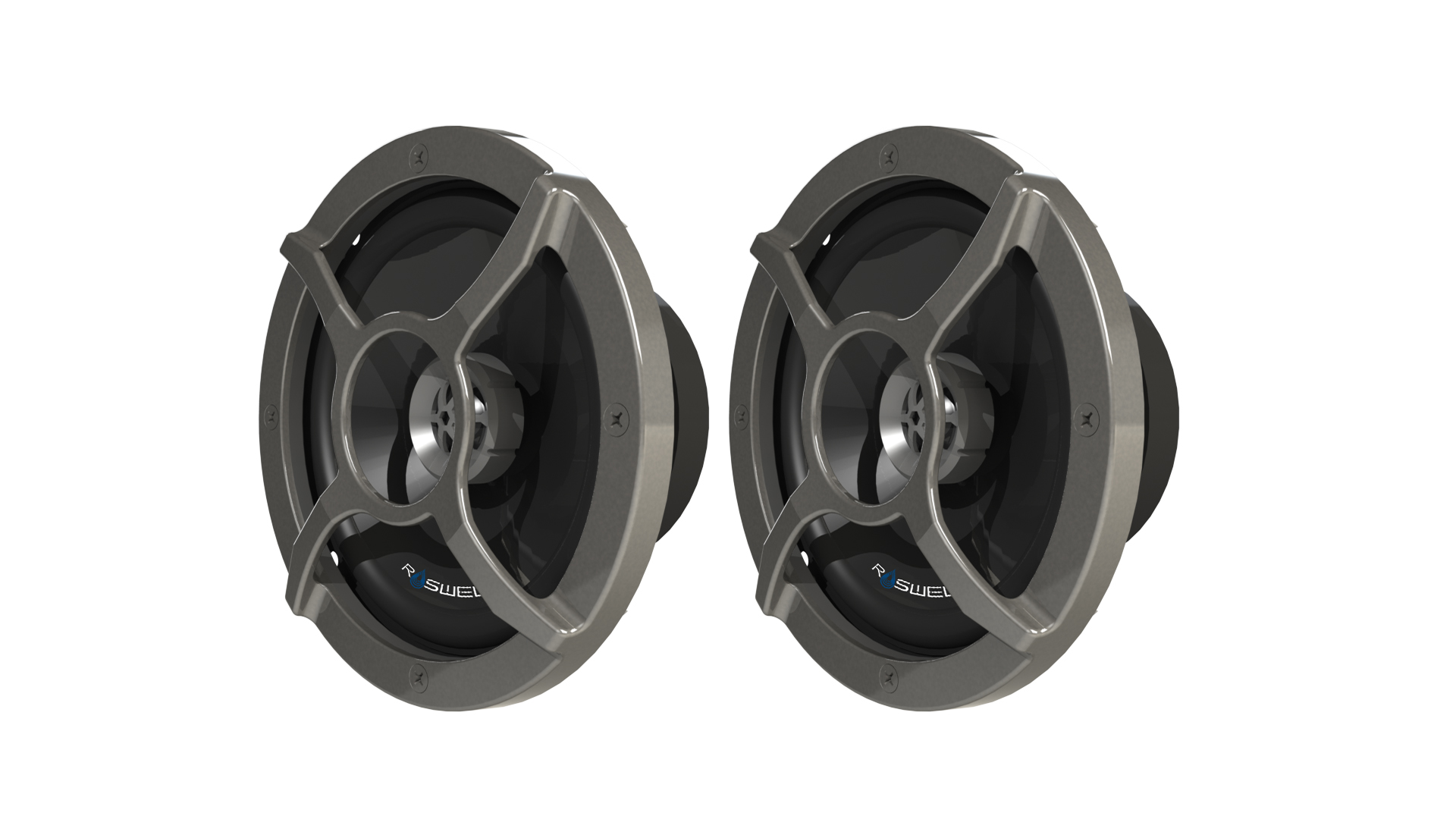 MARINE AUDIO 6510 SS IN-BOAT SPEAKERS ROSWELL 2018