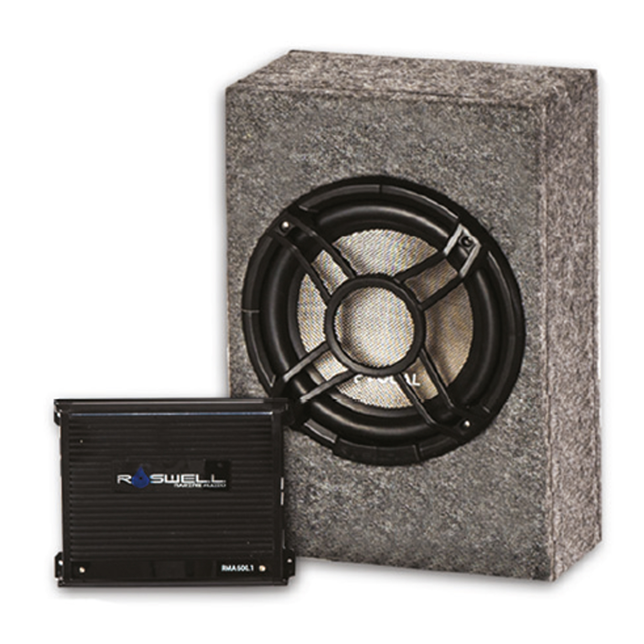 MARINE AUDIO ELITE 12'' SUBWOOFER PACKAGE ROSWELL 2018
