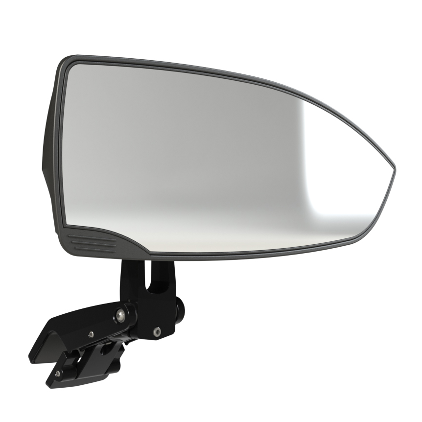 WINDSHIELD MIRROR MOUNT W/ MIRROR ROSWELL 2018