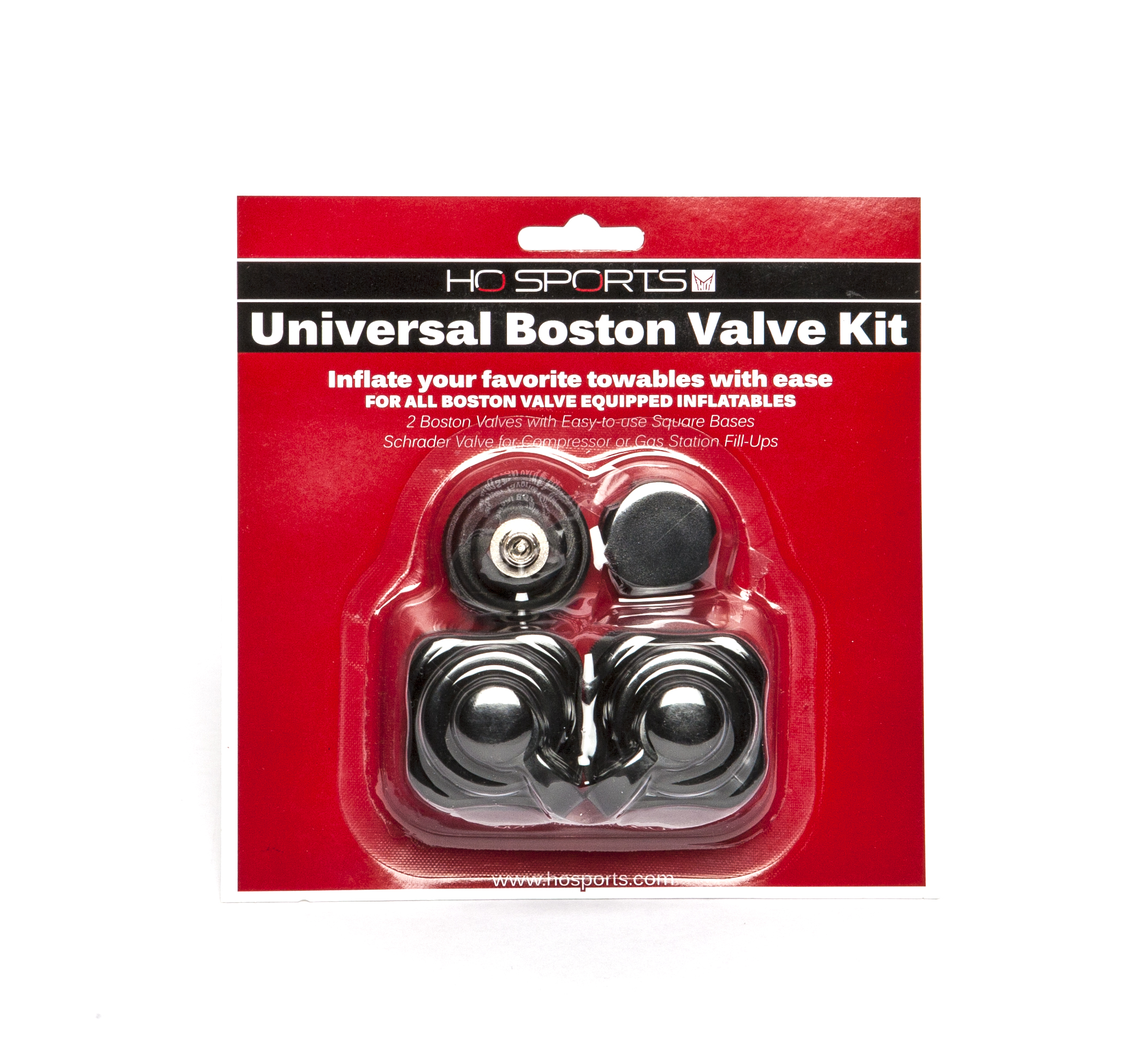BOSTON VALVE 2 PACK HO SPORTS 2017