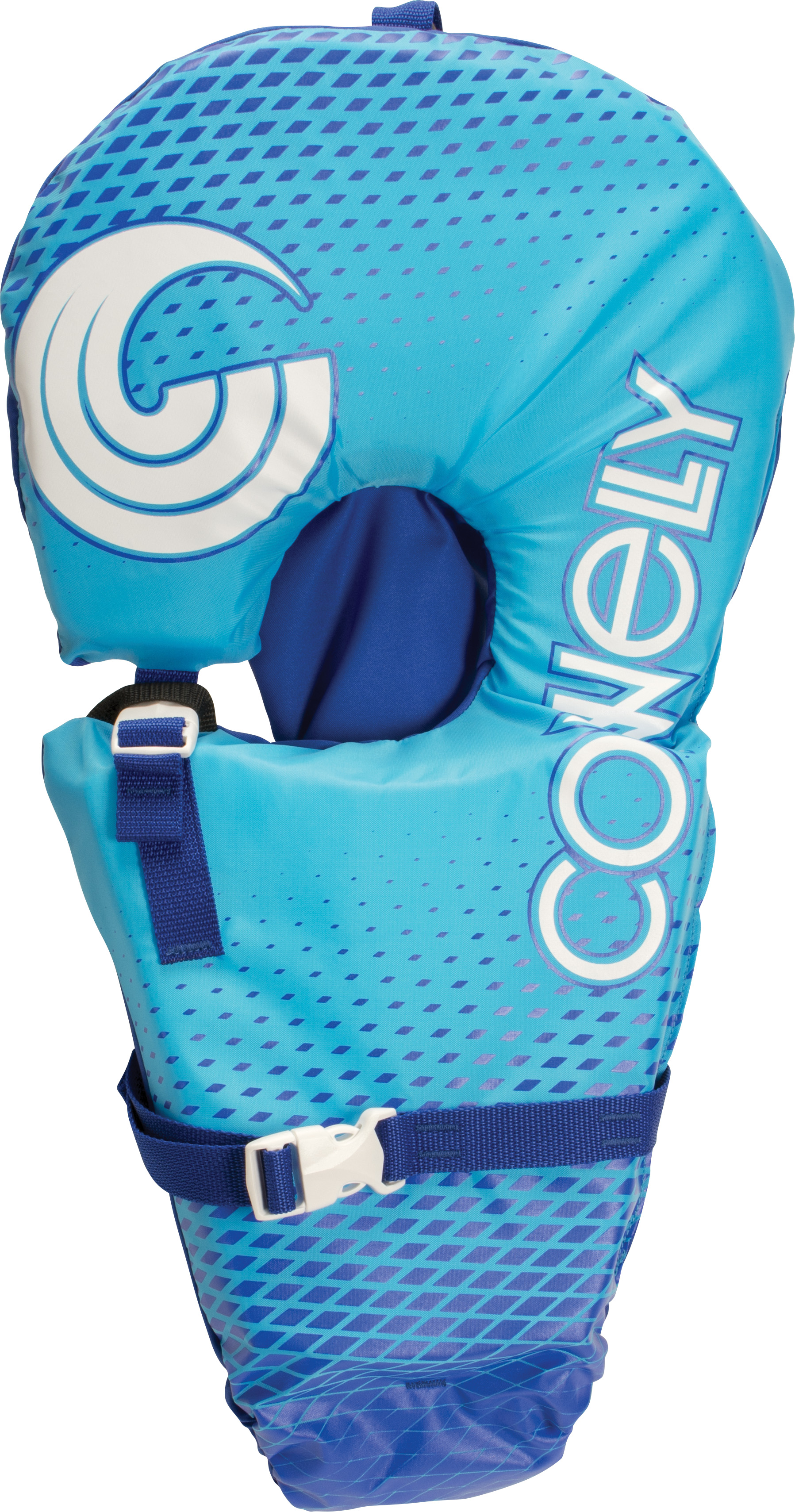 BOY'S NYLON LIFE VEST - BABYSAFE 0-14KG CONNELLY 2019