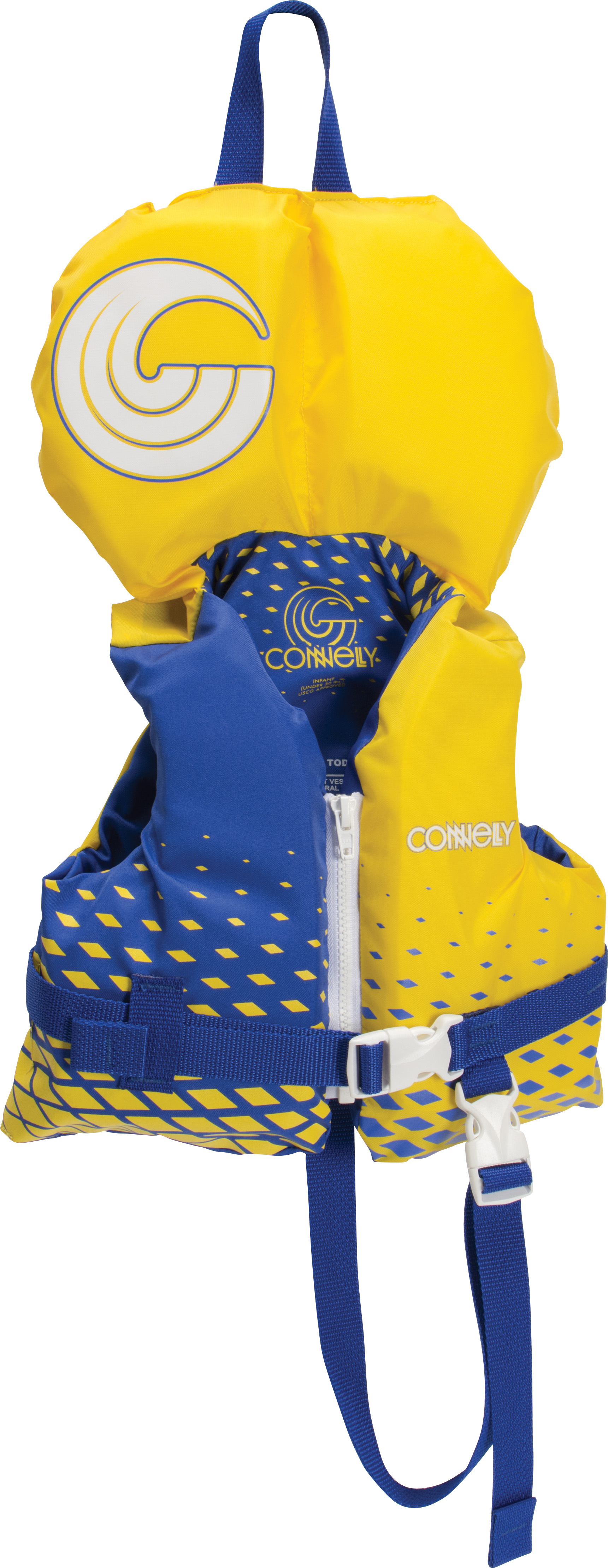 BOY'S INFANT HINGE NYLON VEST CONNELLY 2017