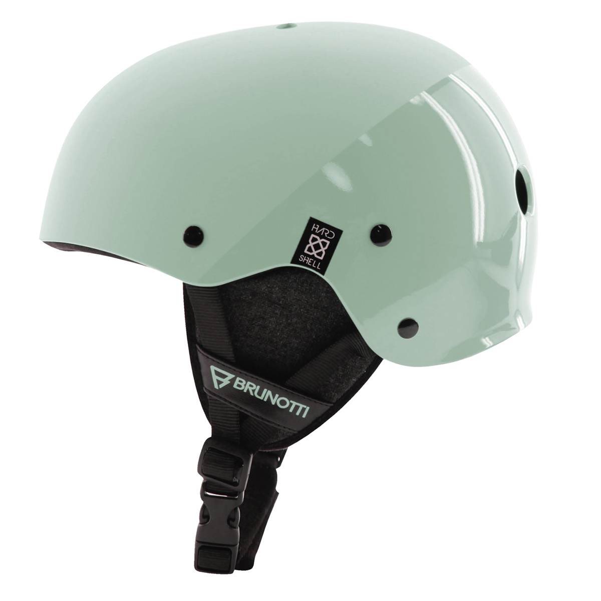 BRAND MEN HELMET GRANITE GREEN BRUNOTTI 2017