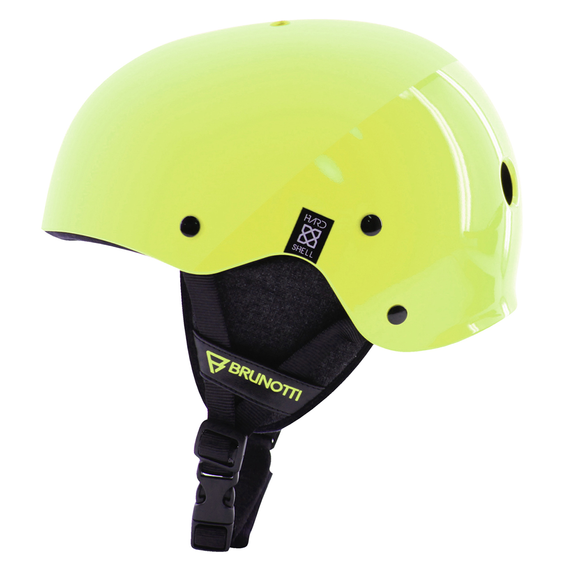 BRAND MEN HELMET | YELLOW BRUNOTTI 2018