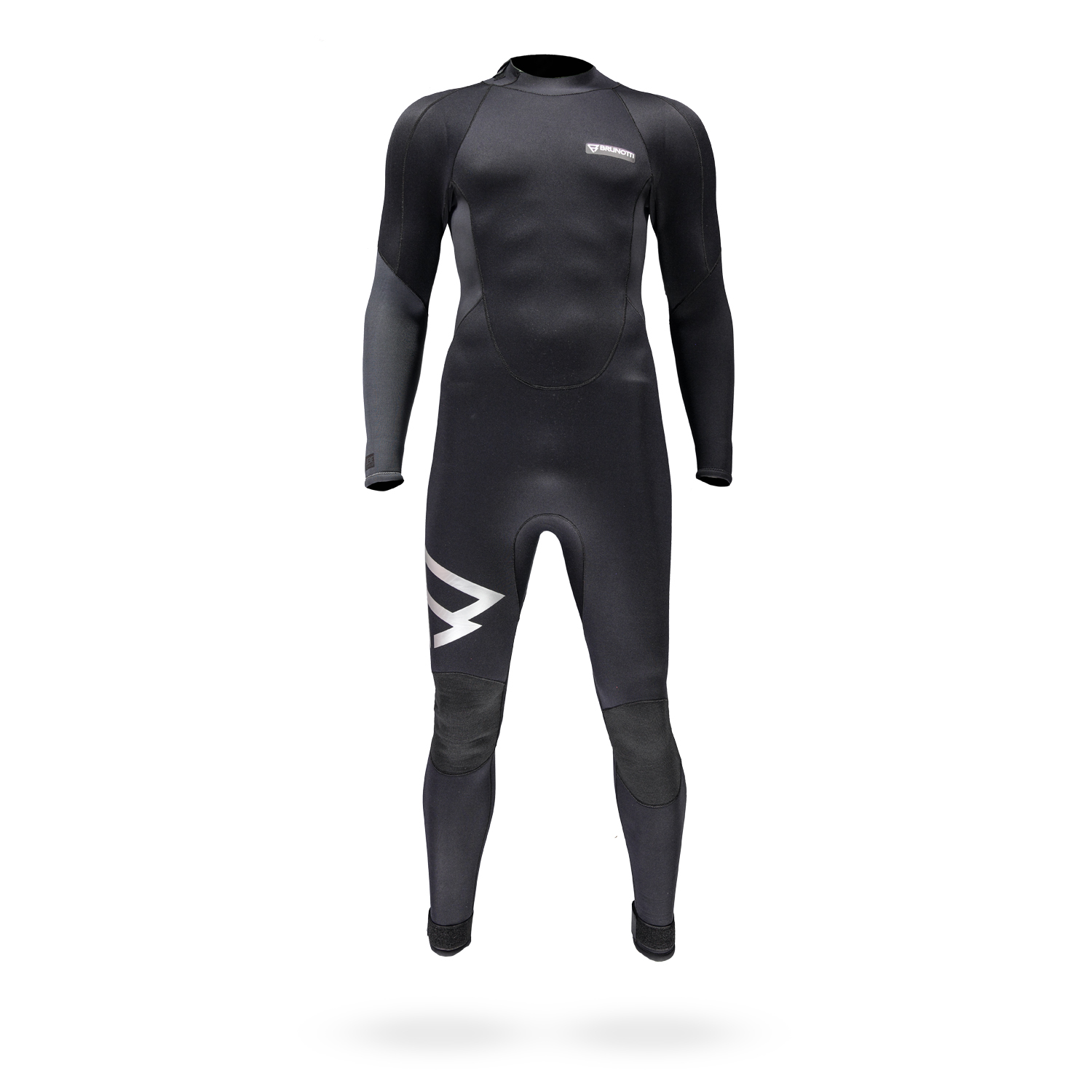 JIBE 4/3 D/L MEN WETSUITS | BLACK BRUNOTTI 2018
