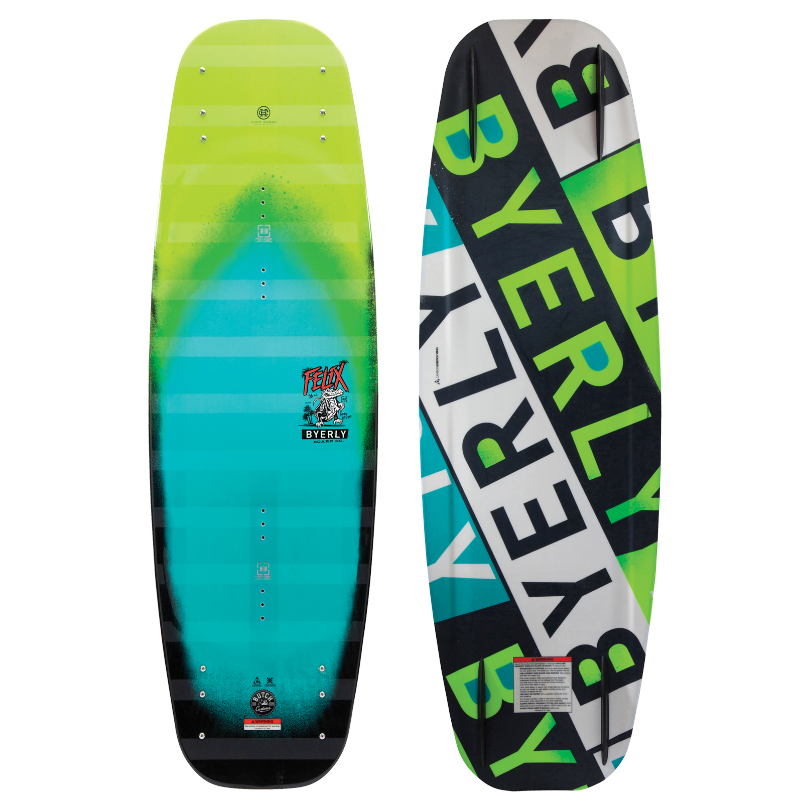 FELIX WAKEBOARD BYERLY 2017