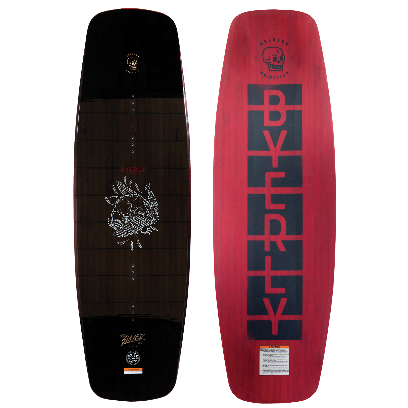 SLAYER WAKEBOARD BYERLY 2017