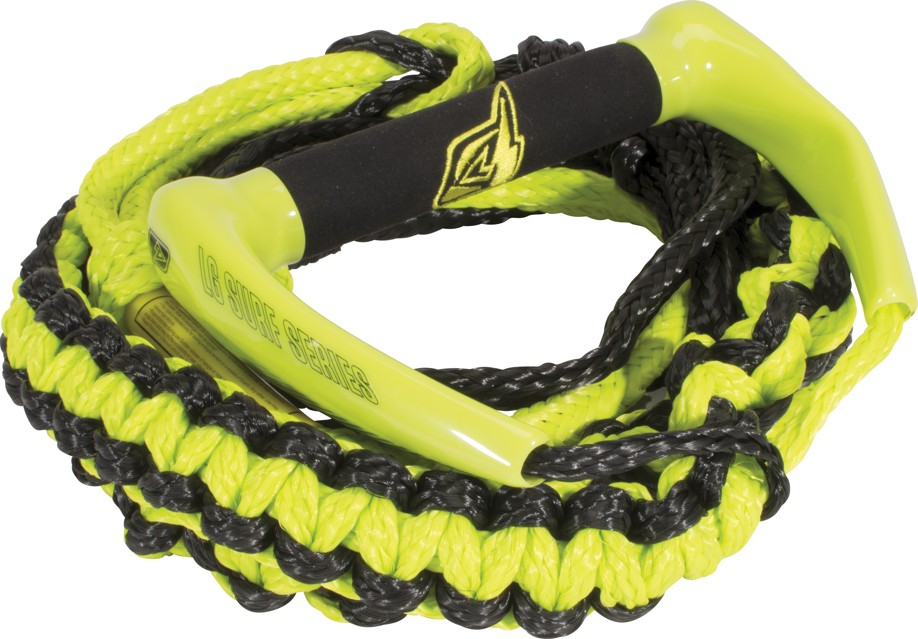 20' LG SURF ROPE W/HANDLE PACKAGE - GREEN CONNELLY 2018