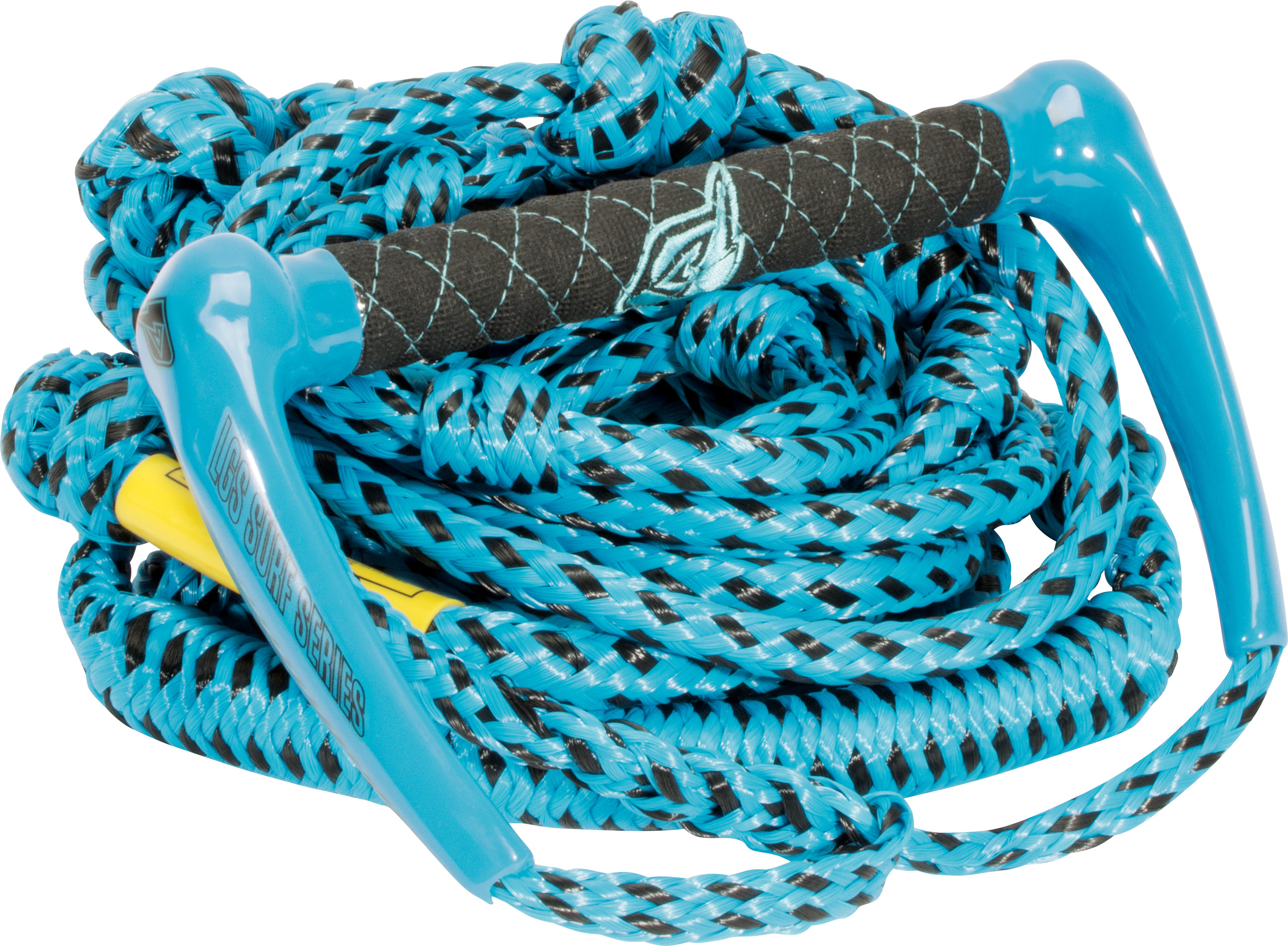 25' LGS BUNGEE SURF ROPE W/HANDLE PACKAGE  - BLUE PRO LINE 2018