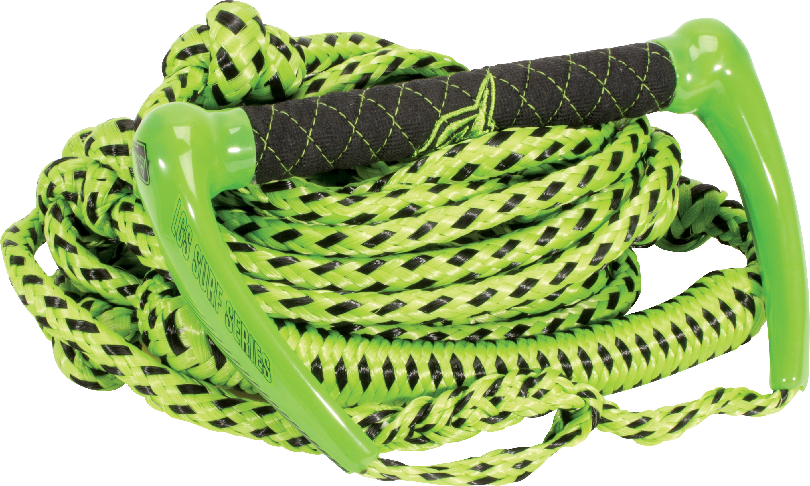 25' LGS BUNGEE SURF ROPE W/HANDLE PACKAGE - GREEN PRO LINE 2018