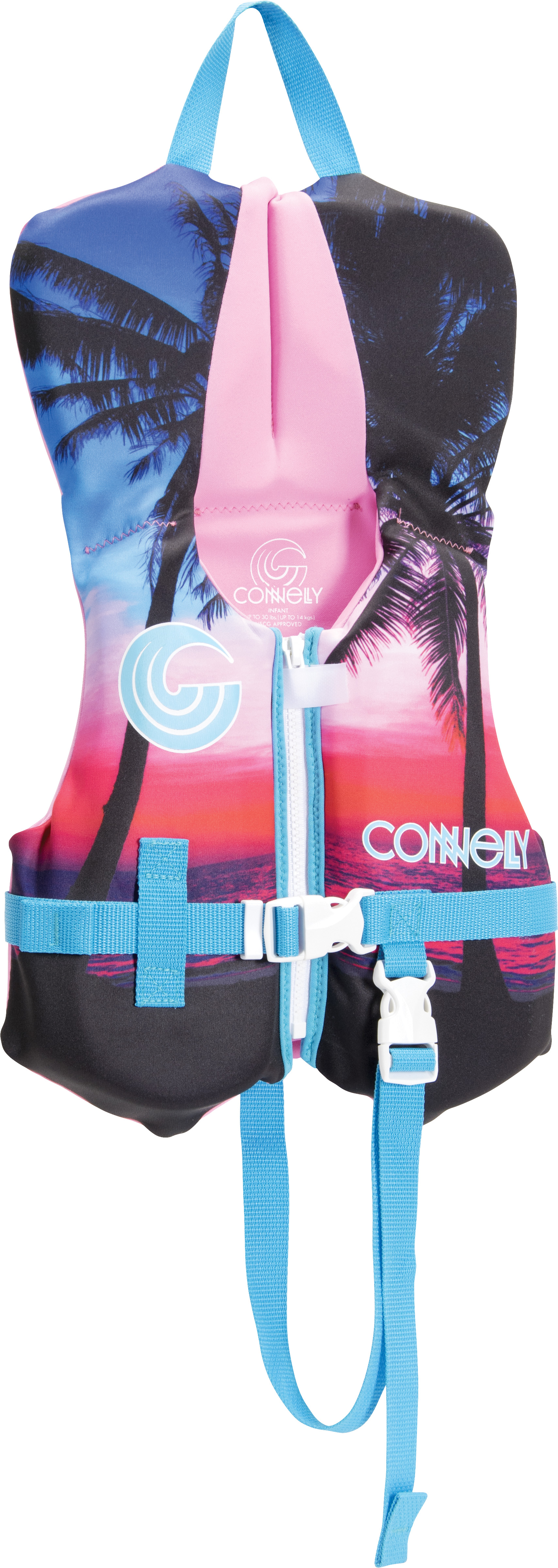 GIRL'S CLASSIC NEO LIFE VEST - INFANT 0-14KG CONNELLY 2018