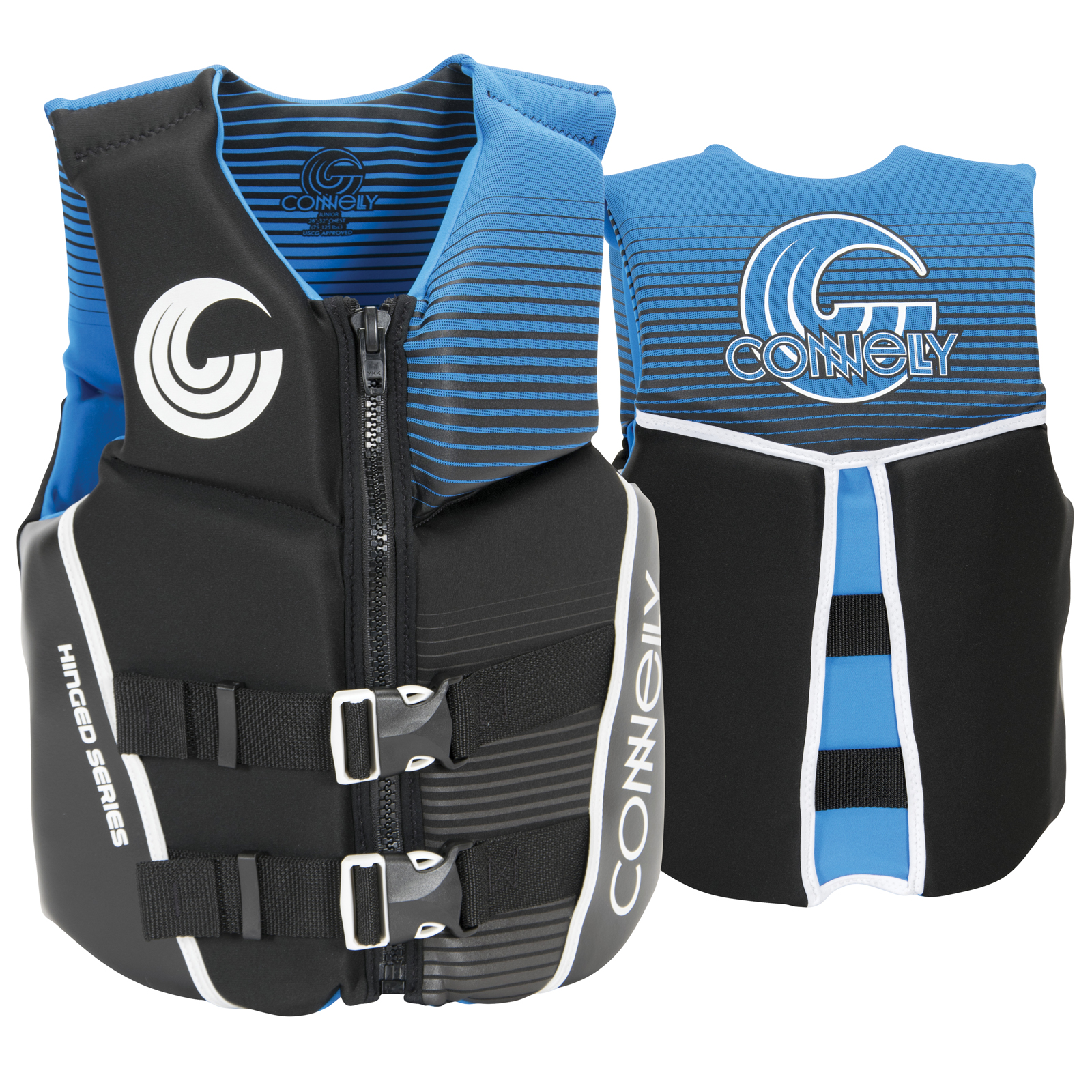 BOY'S CLASSIC NEO LIFE VEST - TEEN 35-55KG CONNELLY 2018
