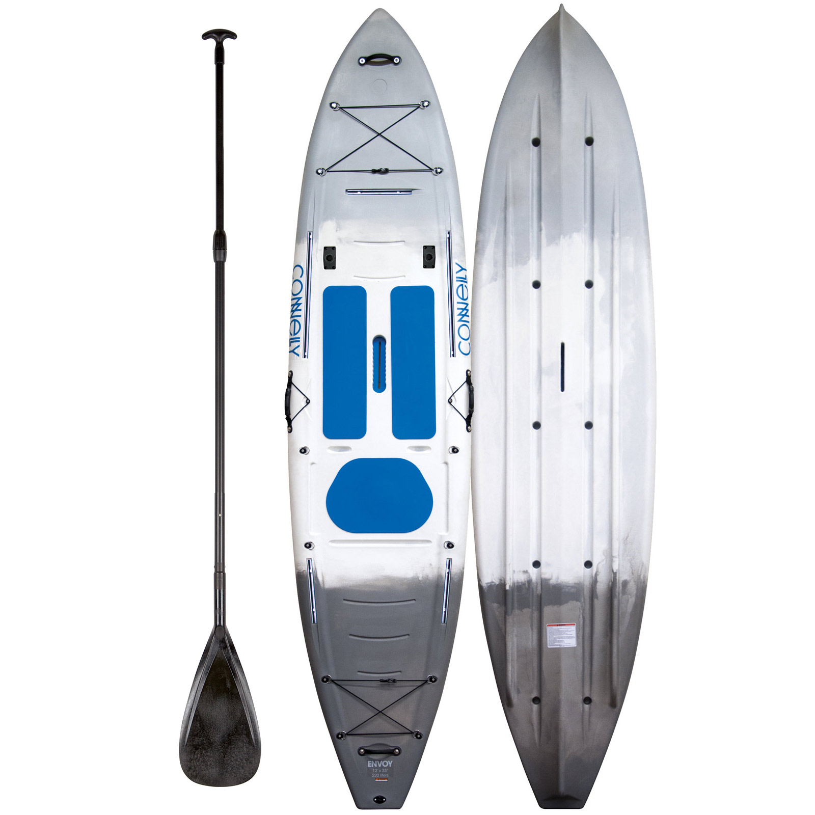 ENVOY SUP 12'' W/PADDLE CONNELLY 2017