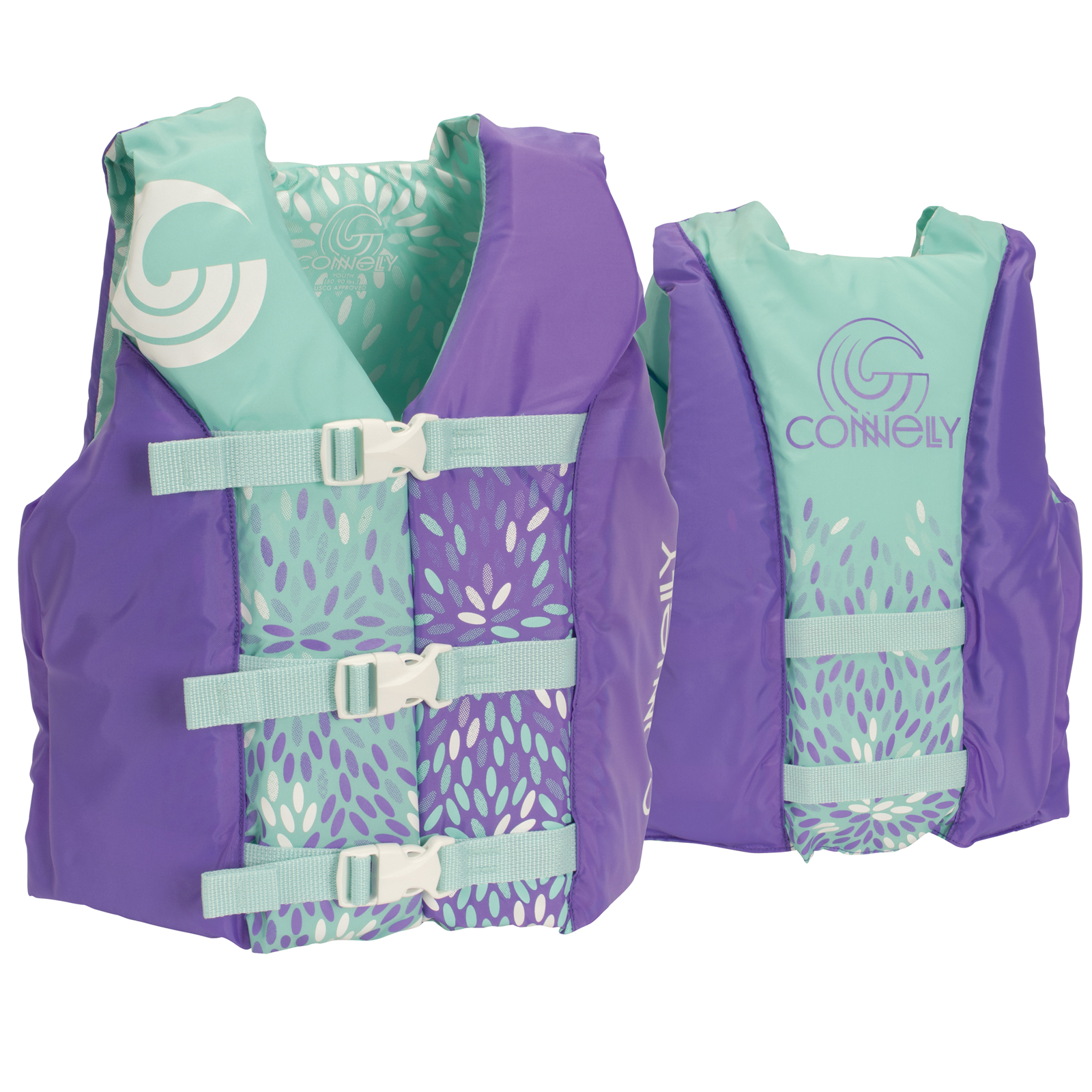 GIRLS YOUTH HINGE NYLON VEST CONNELLY 2017