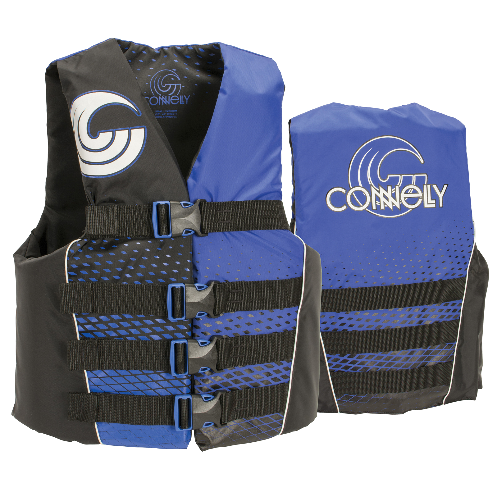 PROMO 4 BUCKLE VEST CONNELLY 2017