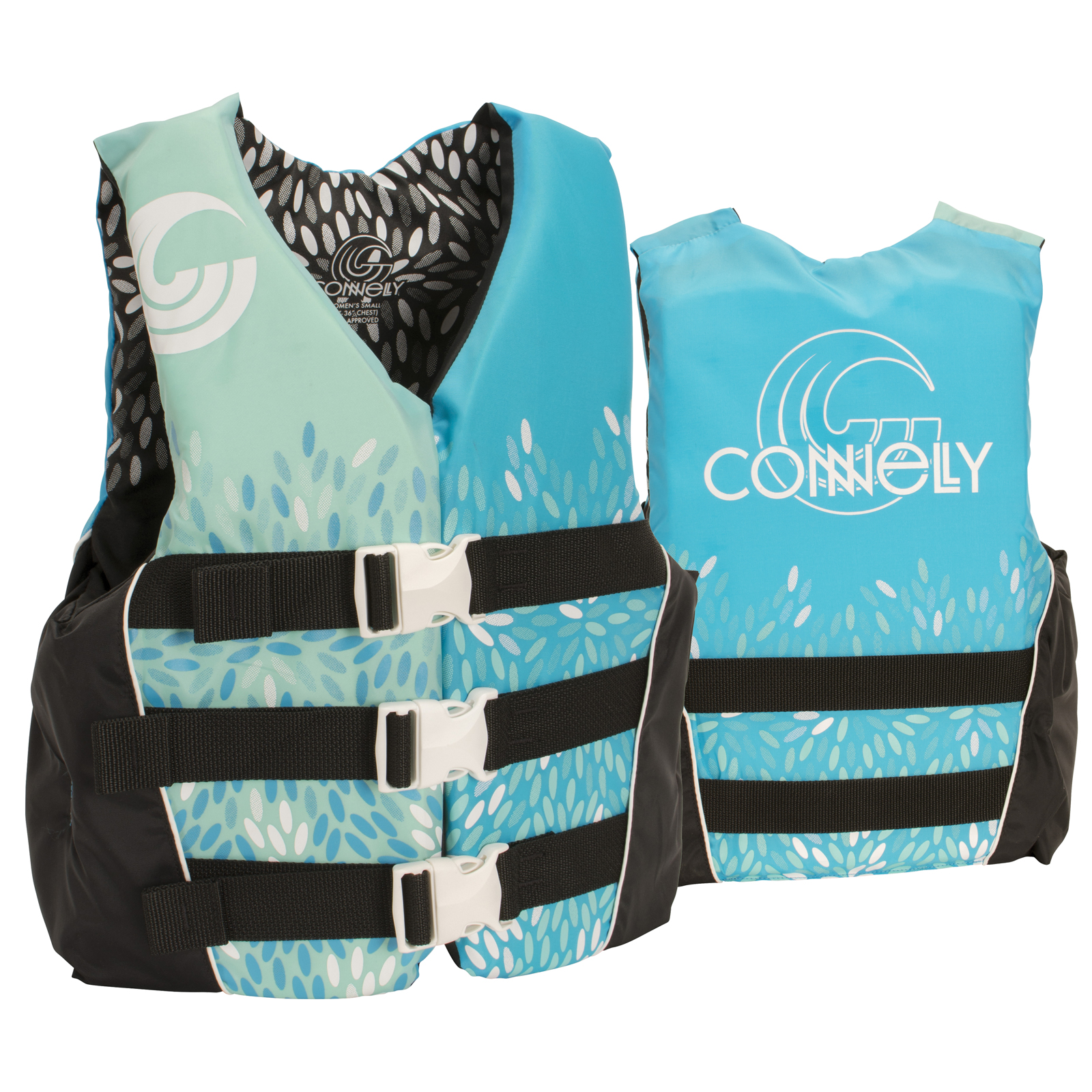 WOMENS 3B NYLON VEST CONNELLY 2017