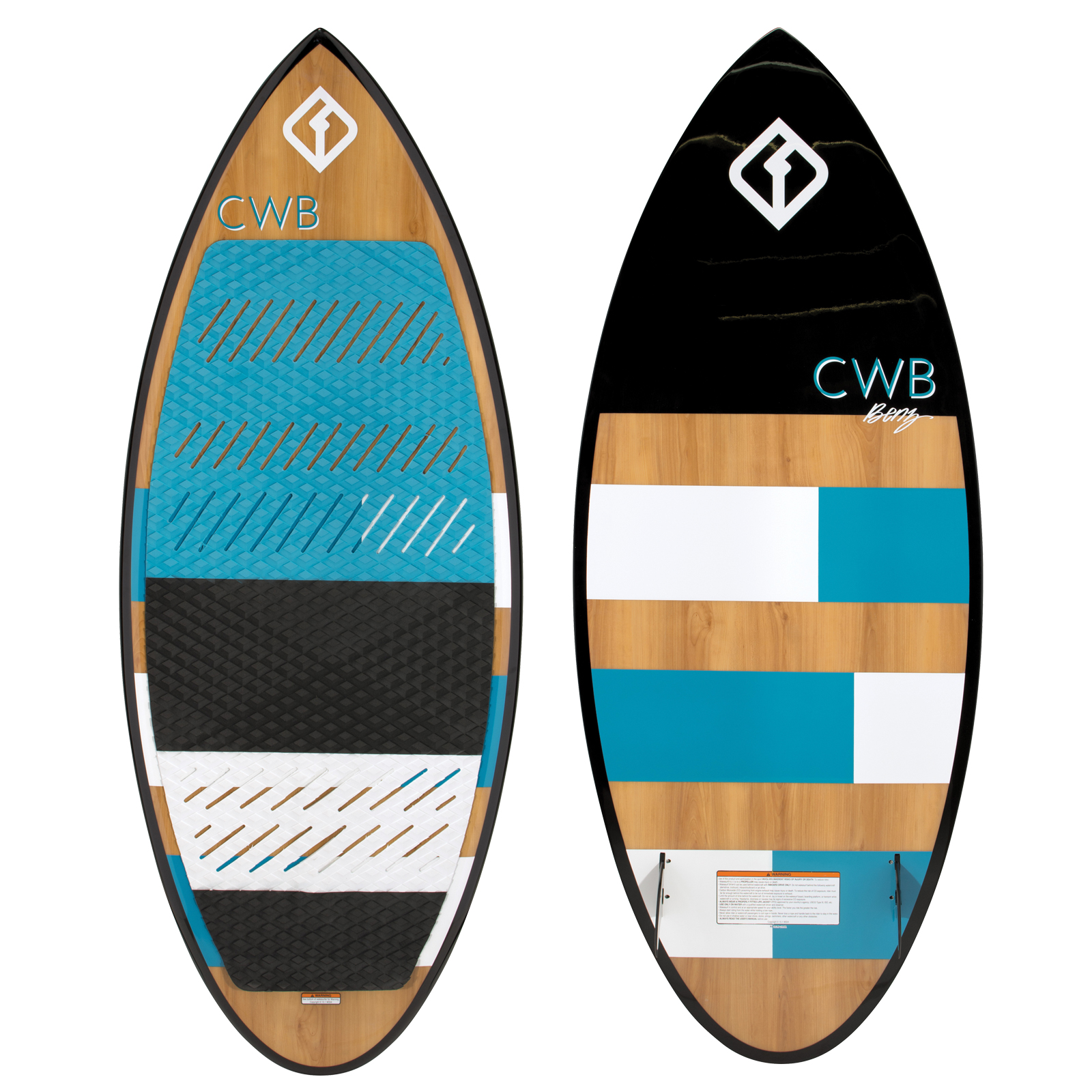 BIG BENZ 4'11'' WAKESURFER CWB 2017