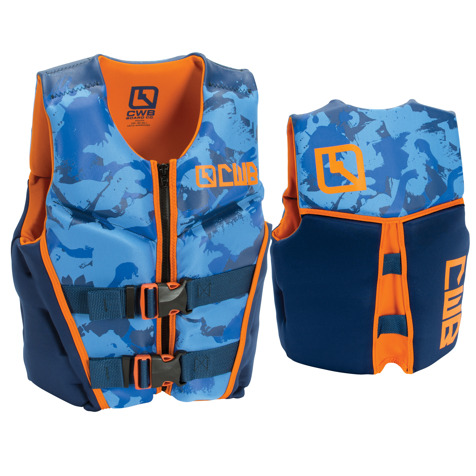 BOY'S YOUTH NEO VEST CWB 2017