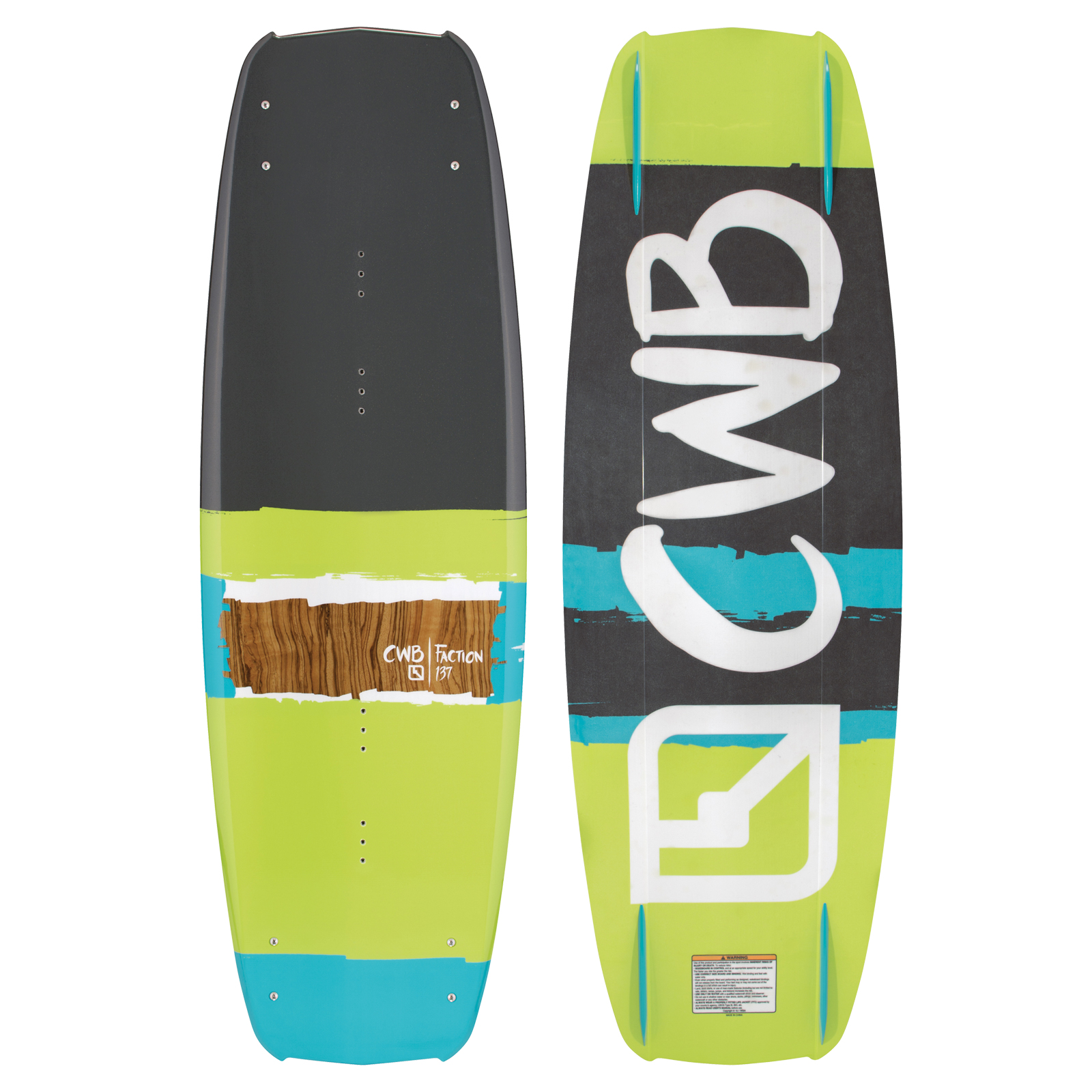 FACTION 137 WAKEBOARD CWB 2017