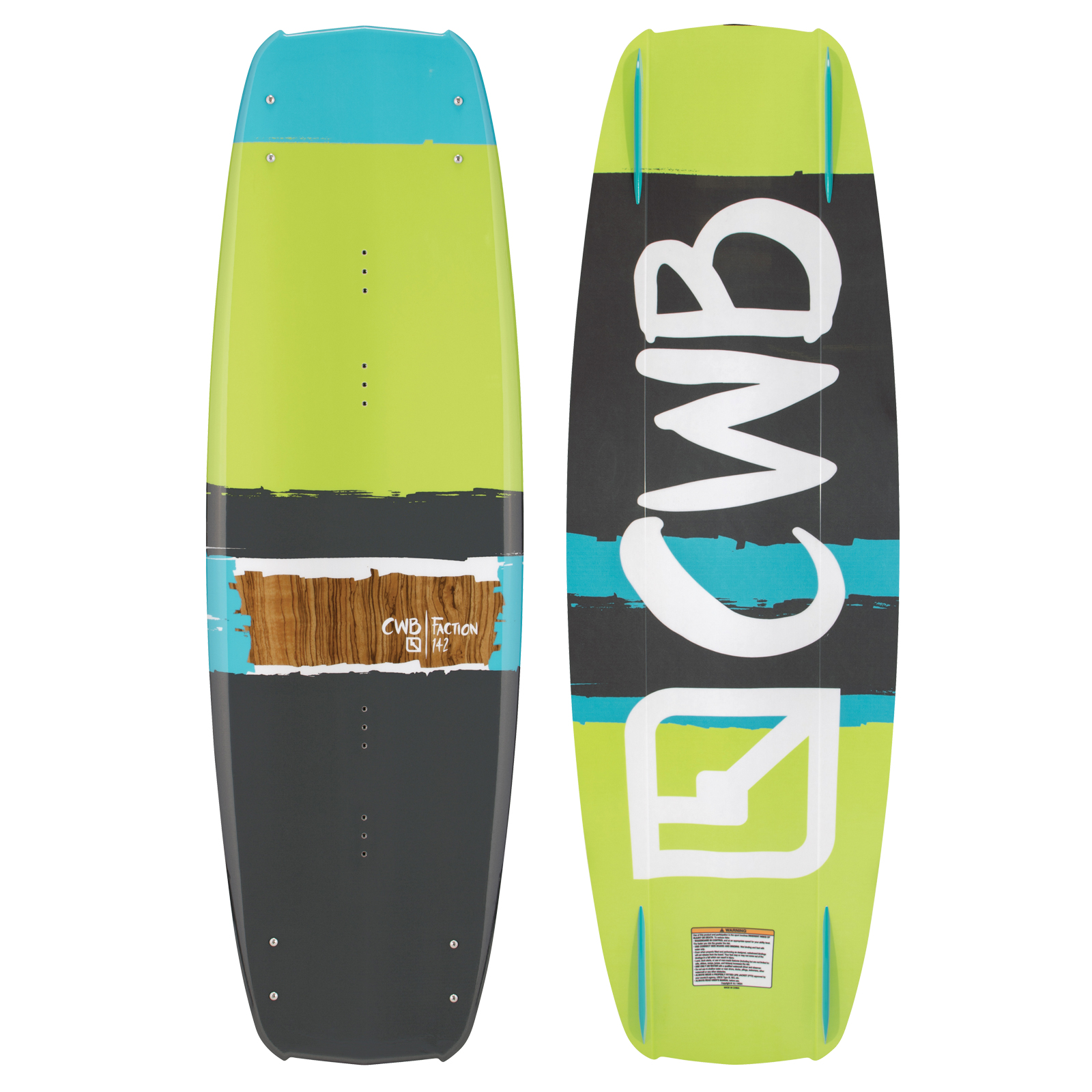 FACTION 142 WAKEBOARD CWB 2017