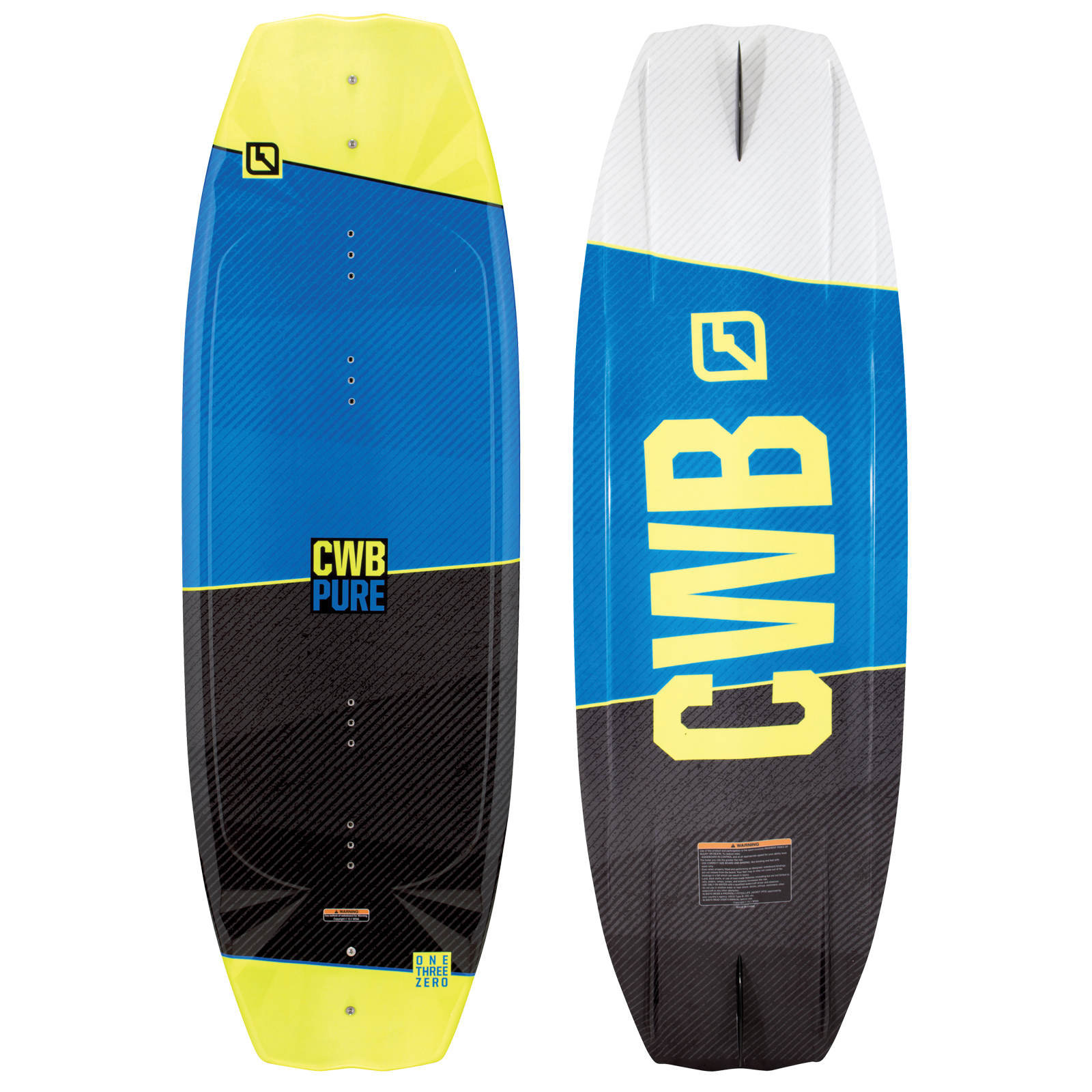 PURE 130 JR. WAKEBOARD CWB 2017
