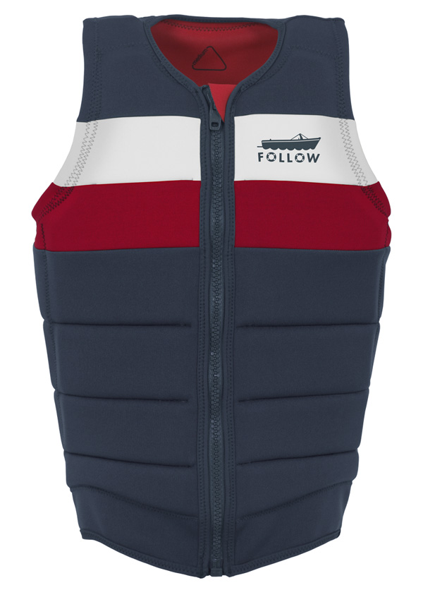 BEN H IMPACT VEST NAVY FOLLOW 2017