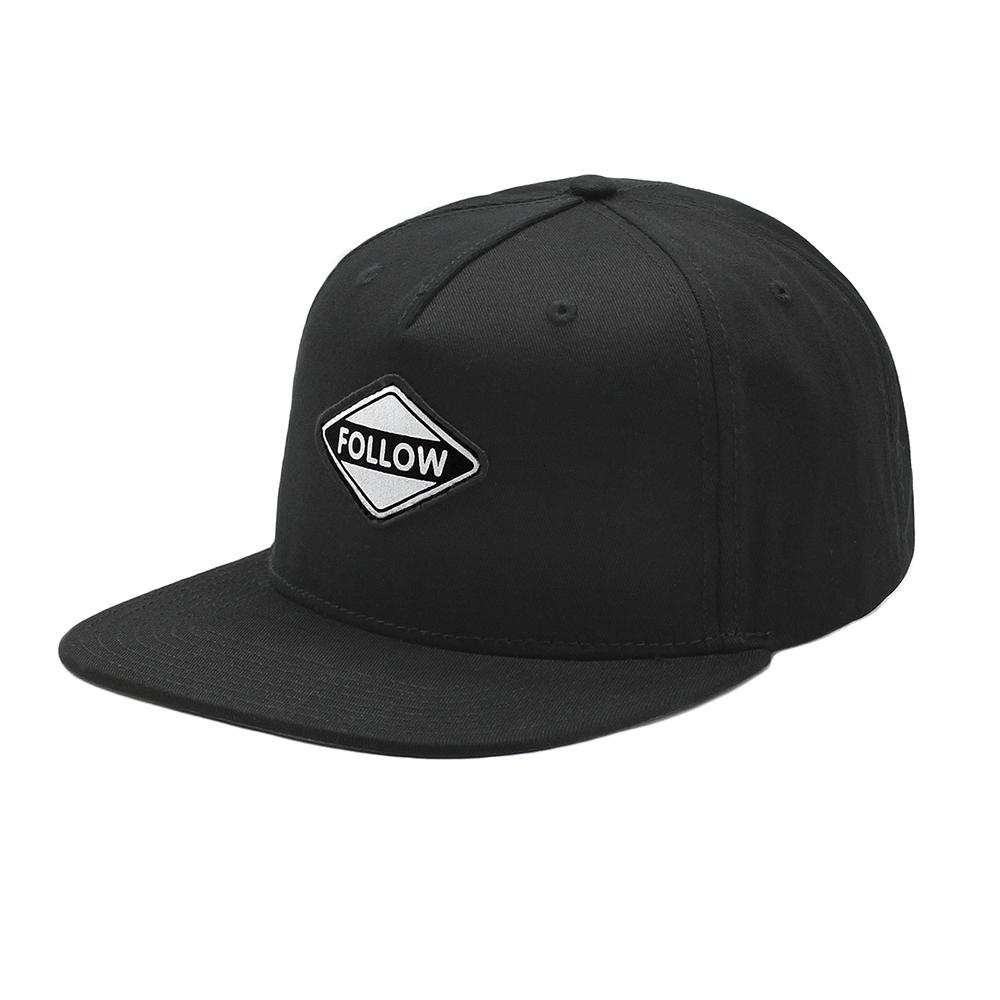 CORP HAT - BLACK FOLLOW 2017