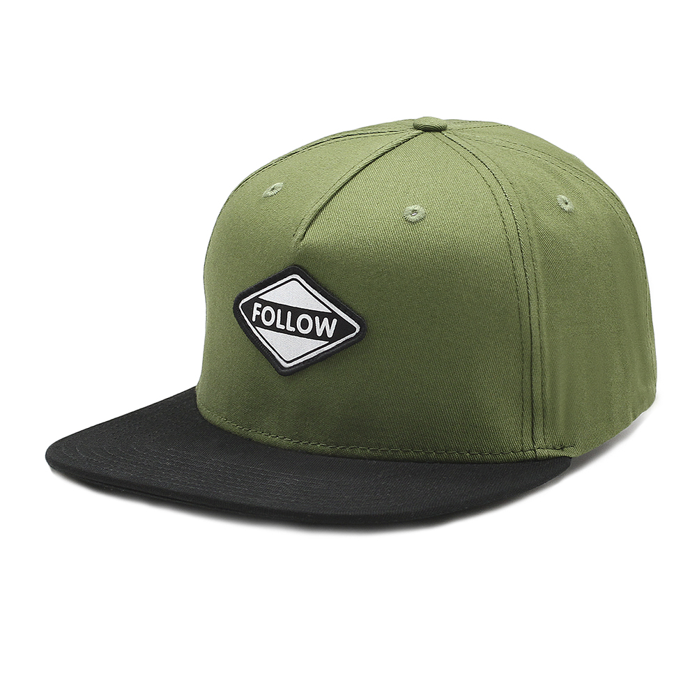 CORP HAT - OLIVE FOLLOW 2017