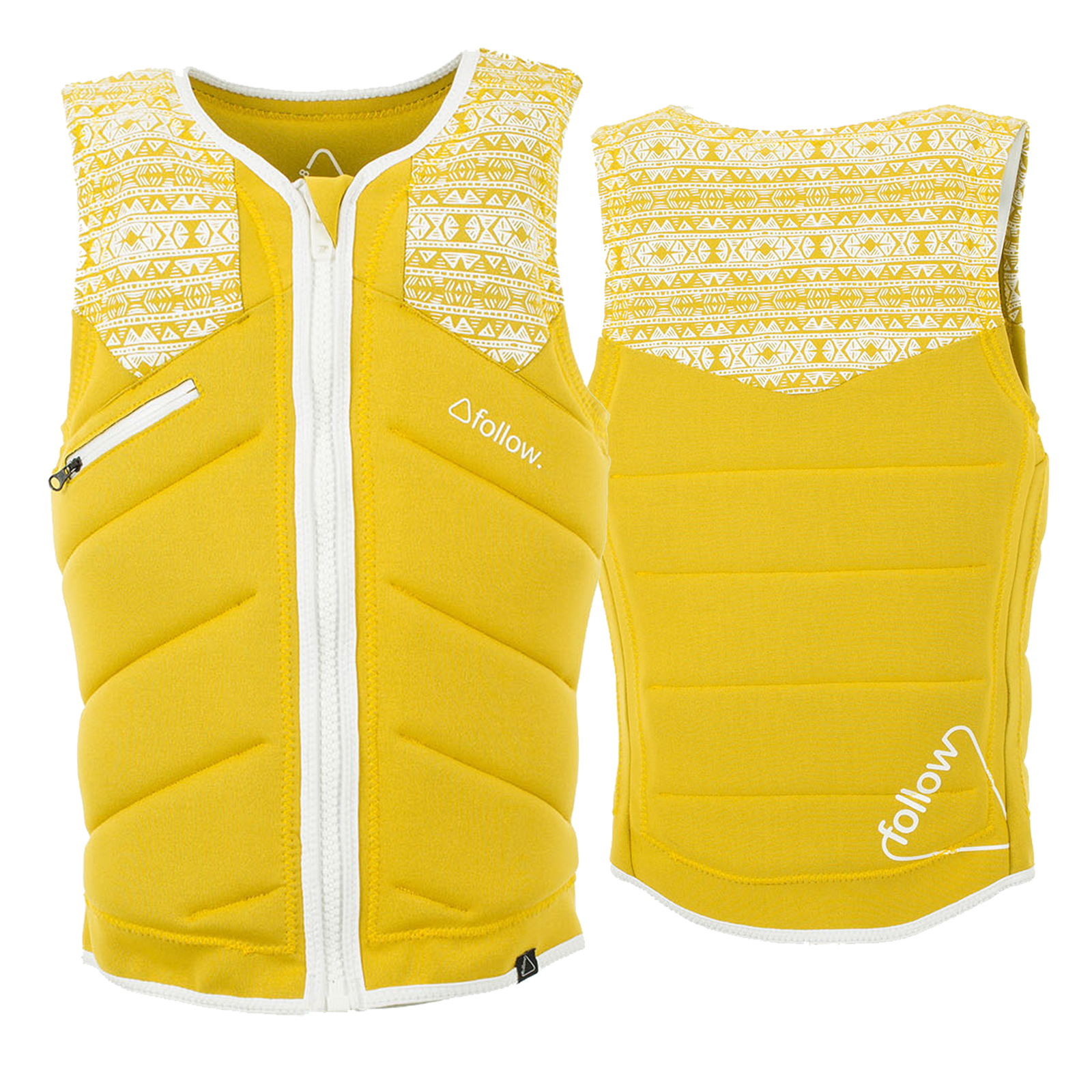 LACE PRO LADIES IMPACT VEST - MUSTARD FOLLOW 2017