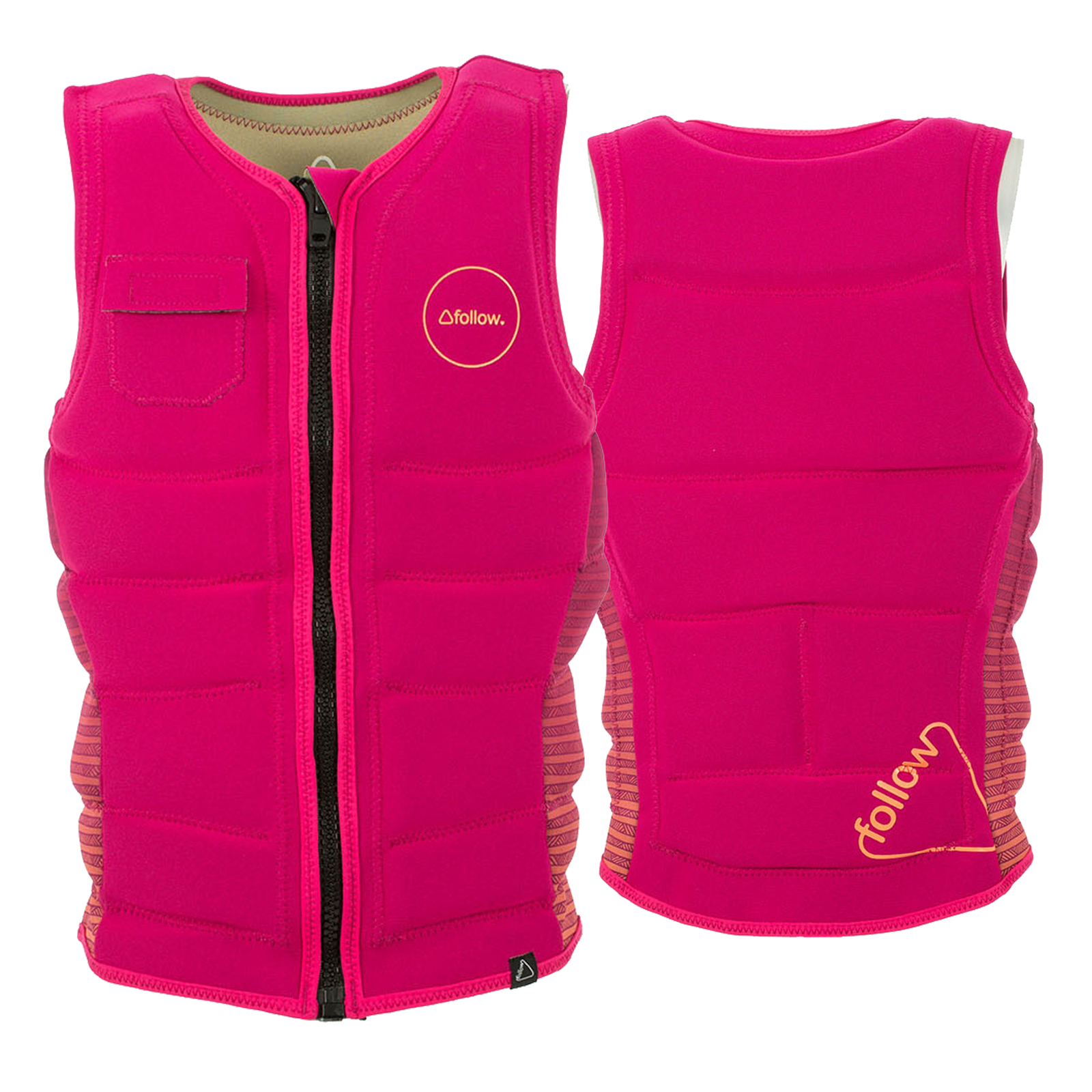 STOW LADIES IMPACT VEST - MAGENTA FOLLOW 2017