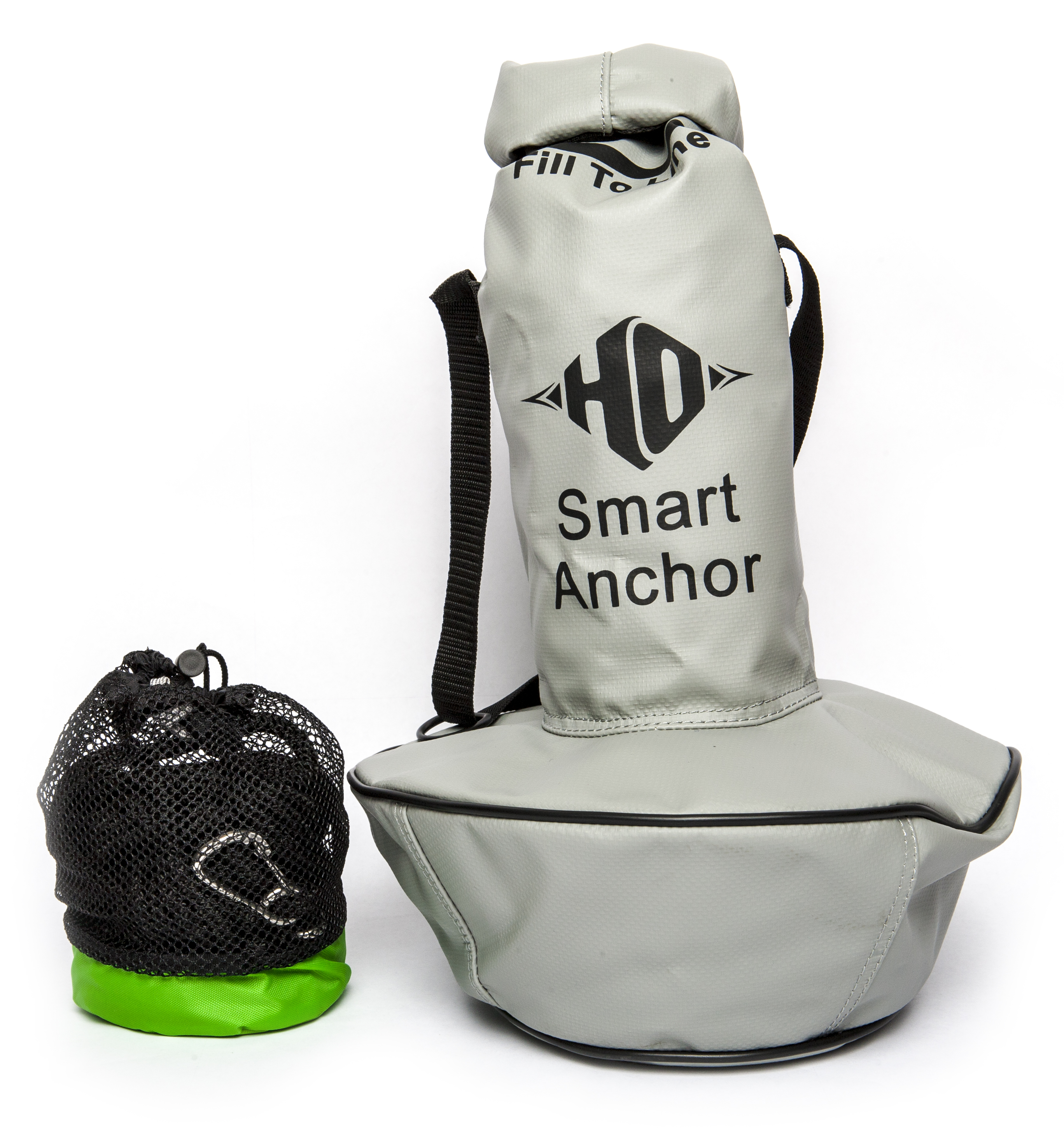 SMART ANCHOR/30 FT LINE/ROPE BAG HO SPORTS 2019