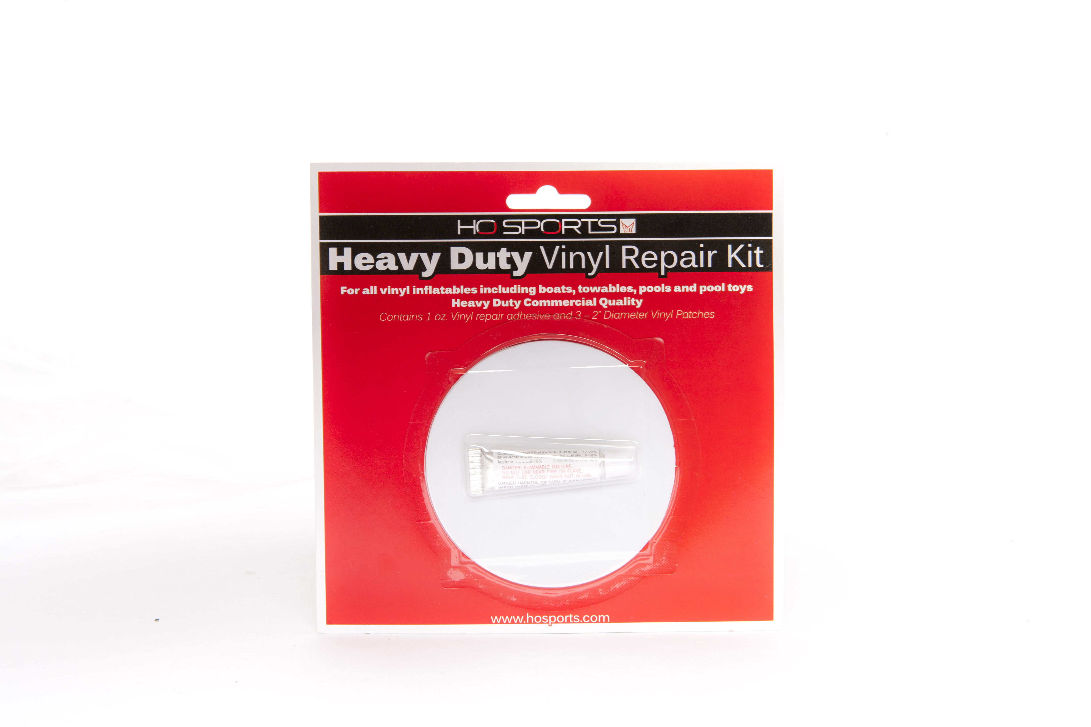 PVC TUBE REPAIR KIT HO SPORTS 2017