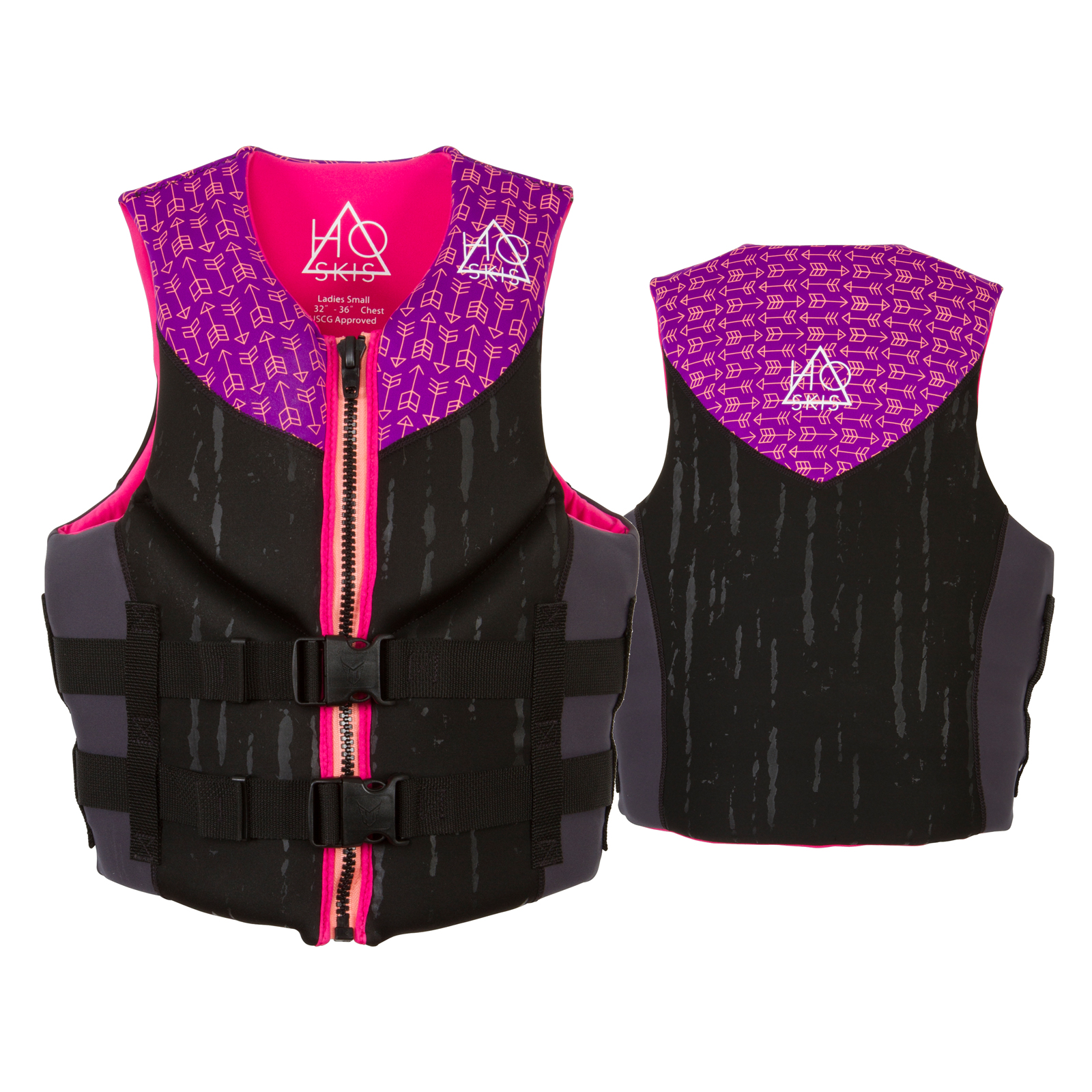 WOMENS PURSUIT NEO VEST HO SPORTS 2017