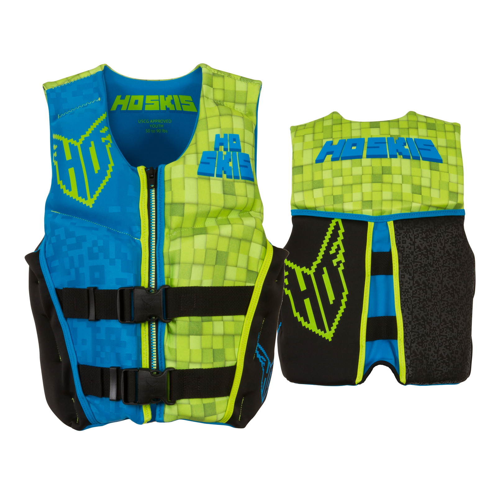 PURSUIT BOY'S NEO LIFE VEST - 22-40KG HO SPORTS 2018