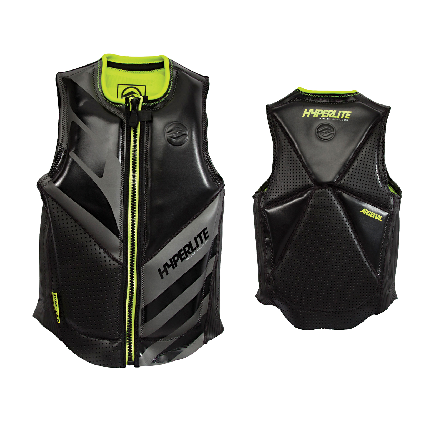 ARSENAL VEST HYPERLITE 2017