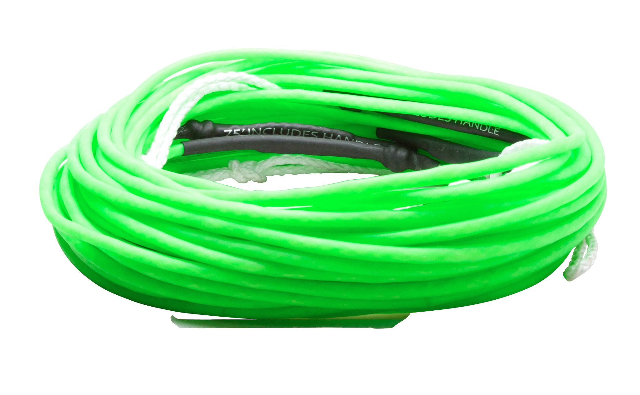 70 FT SILICONE X-MAINLINE NEON GREEN HYPERLITE 2017