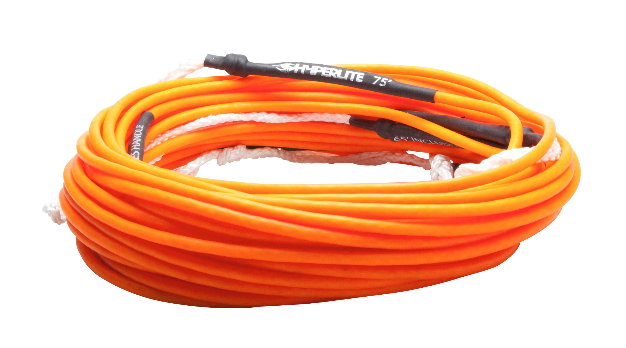 80 FT SILICONE A-MAINLINE NEON ORANGE HYPERLITE 2017