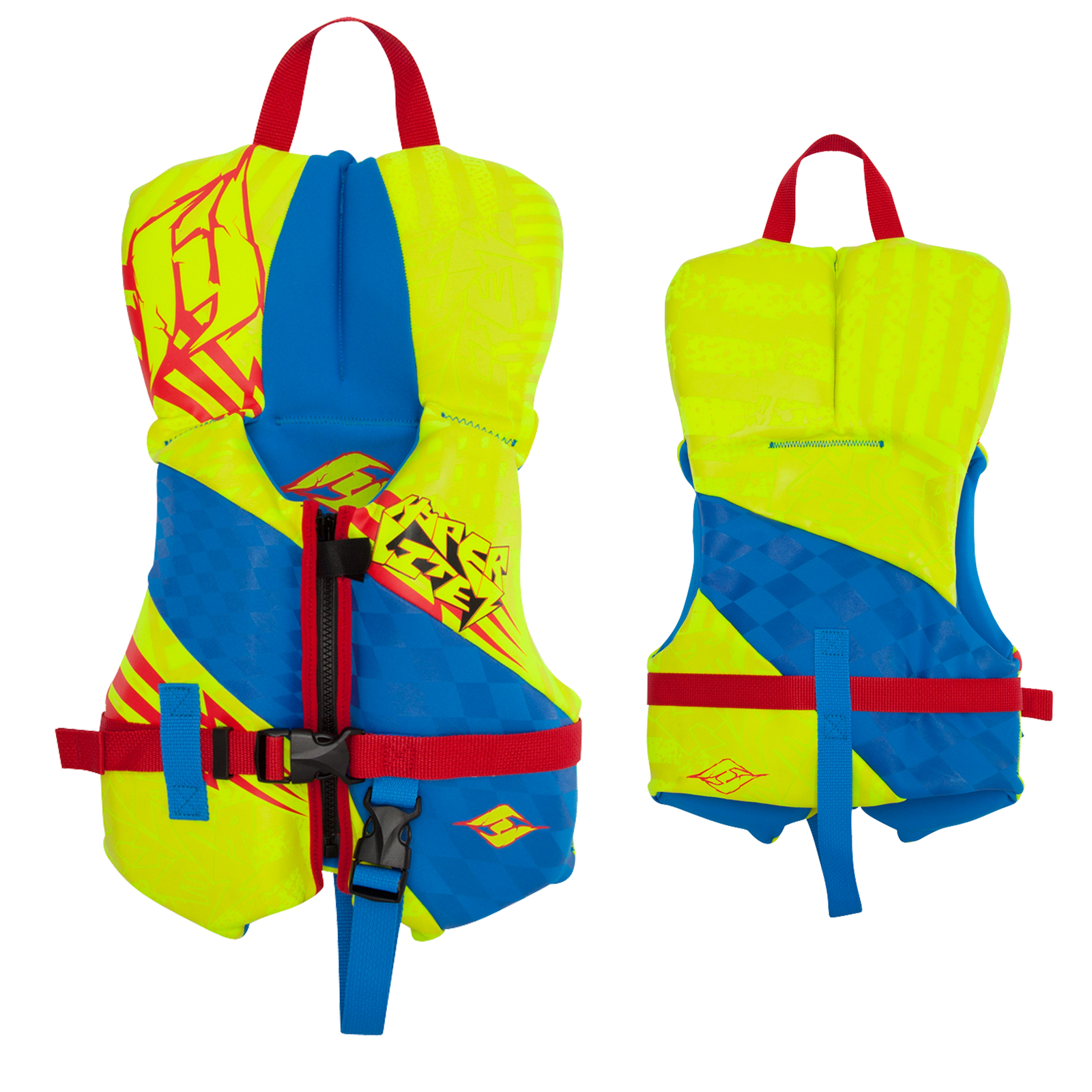 BOYZ TODDLER INDY NEO VEST HYPERLITE 2017