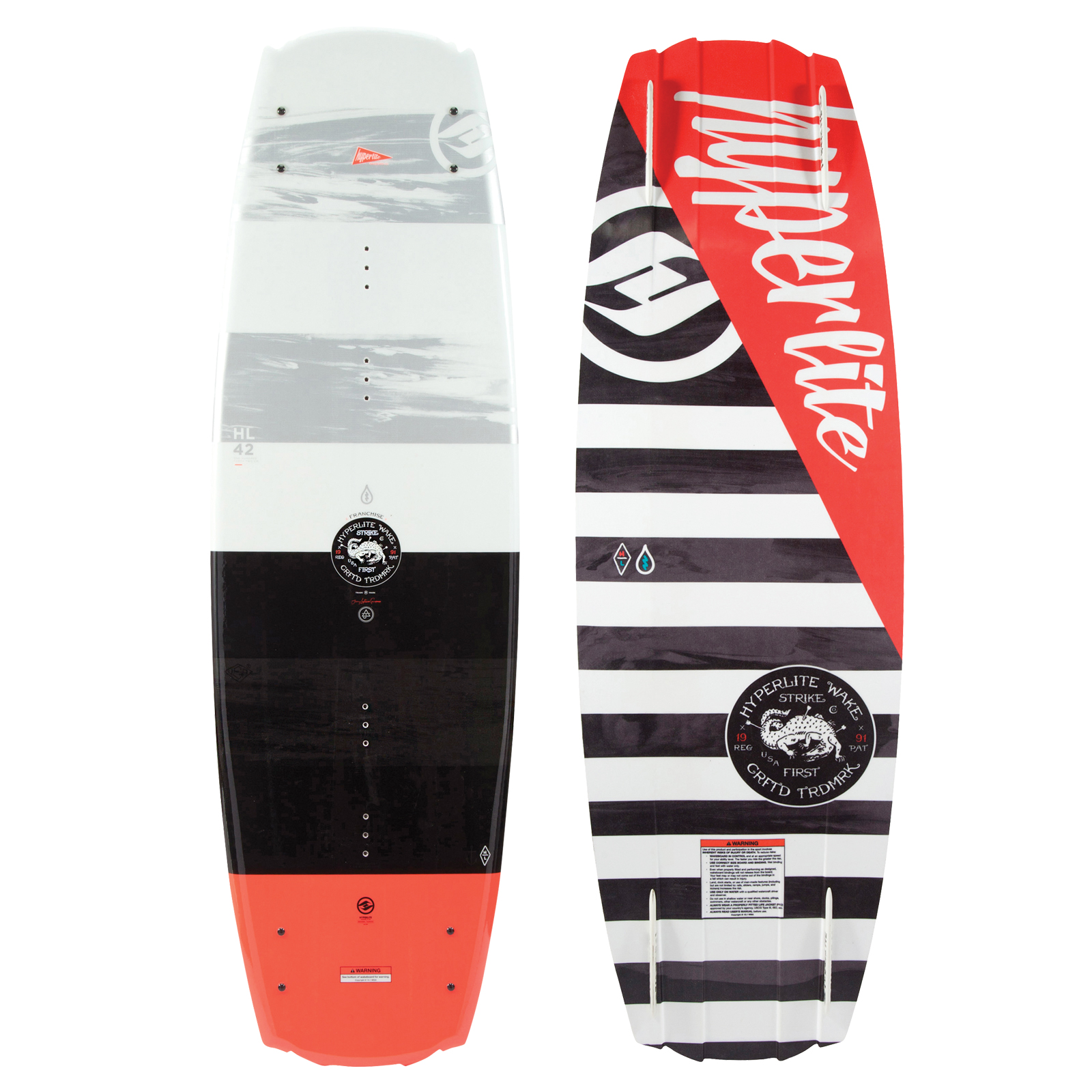 FRANCHISE 128  JR.WAKEBOARD HYPERLITE 2017