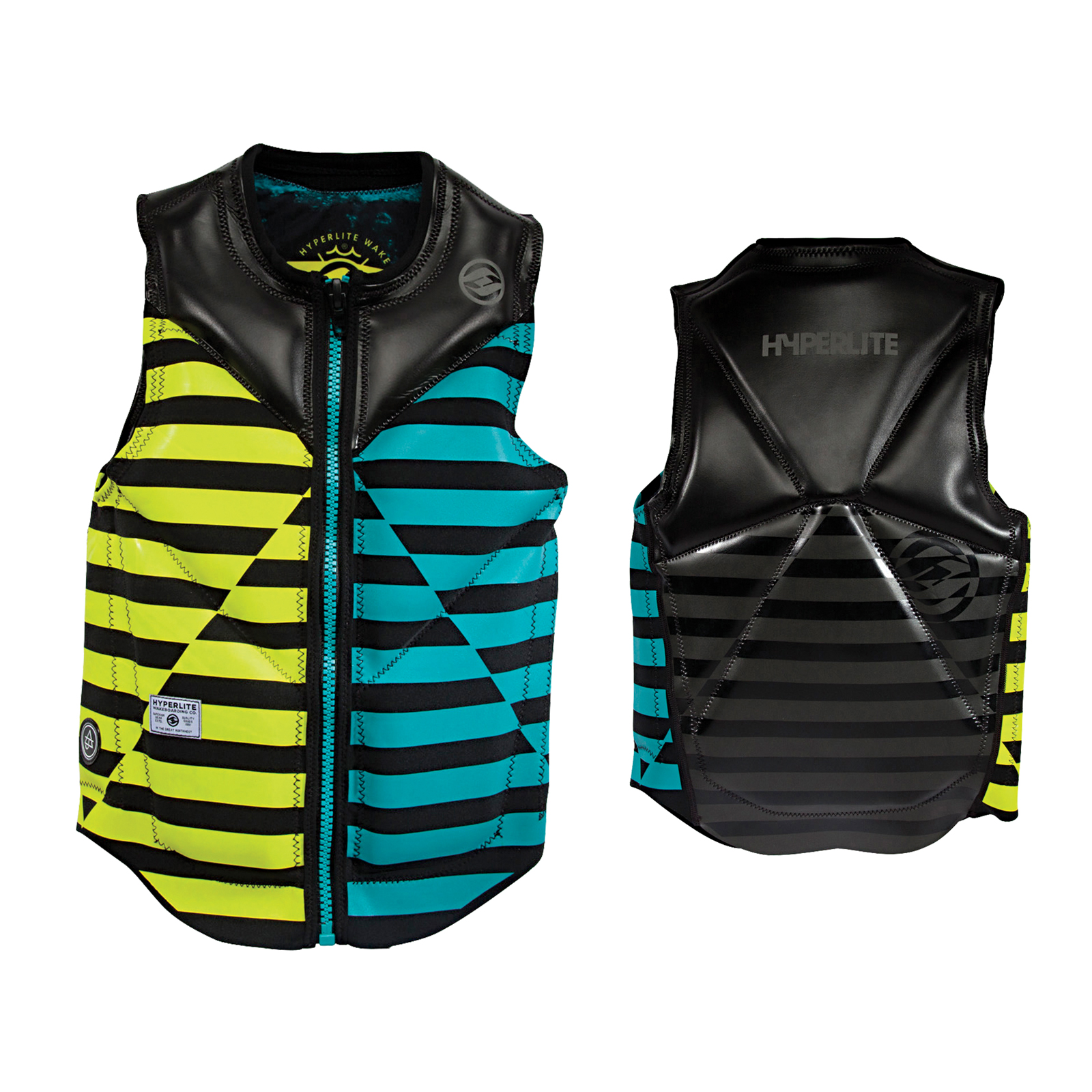 AJ ELECTRIC VEST HYPERLITE 2017
