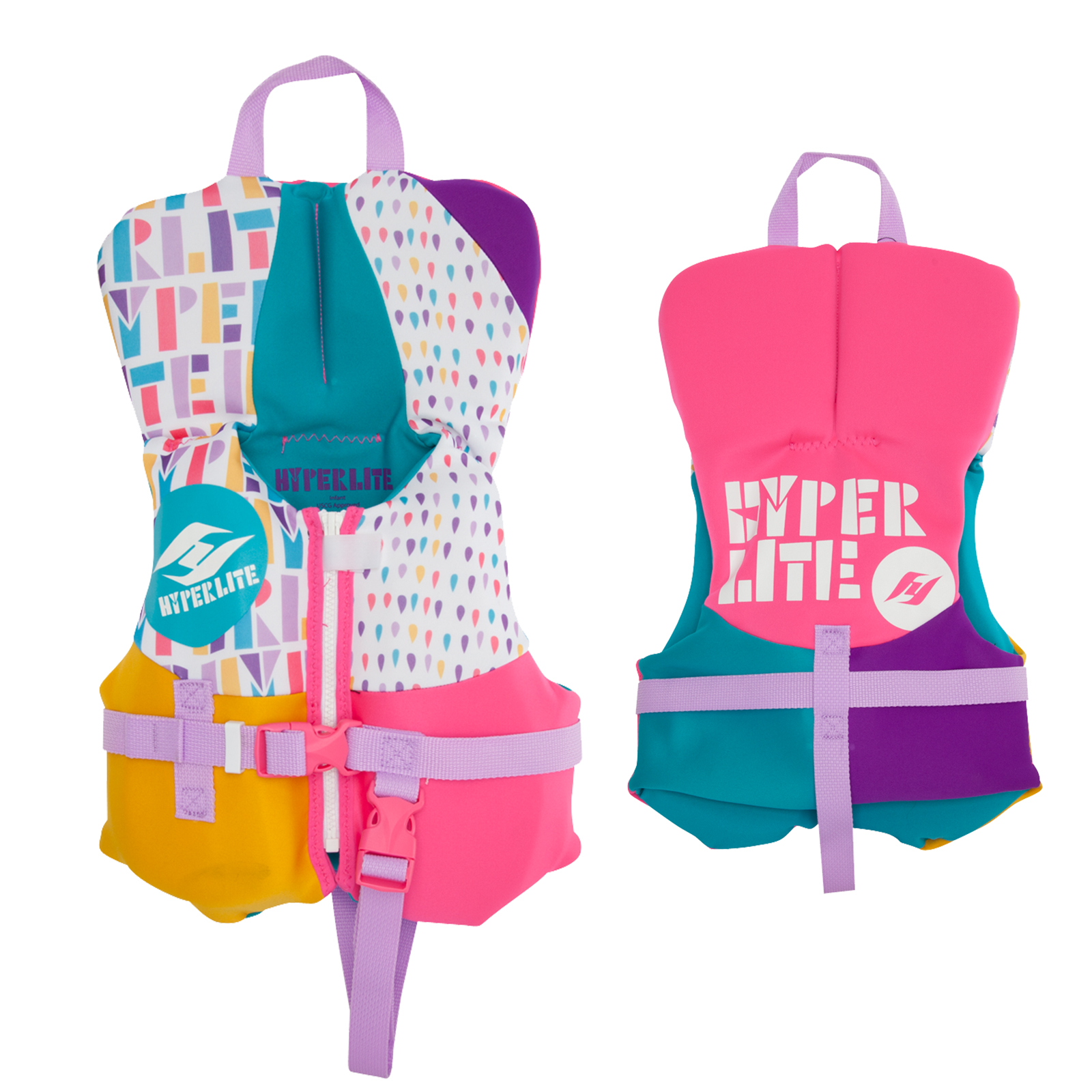GIRLZ TODDLER INDY NEO VEST HYPERLITE 2017