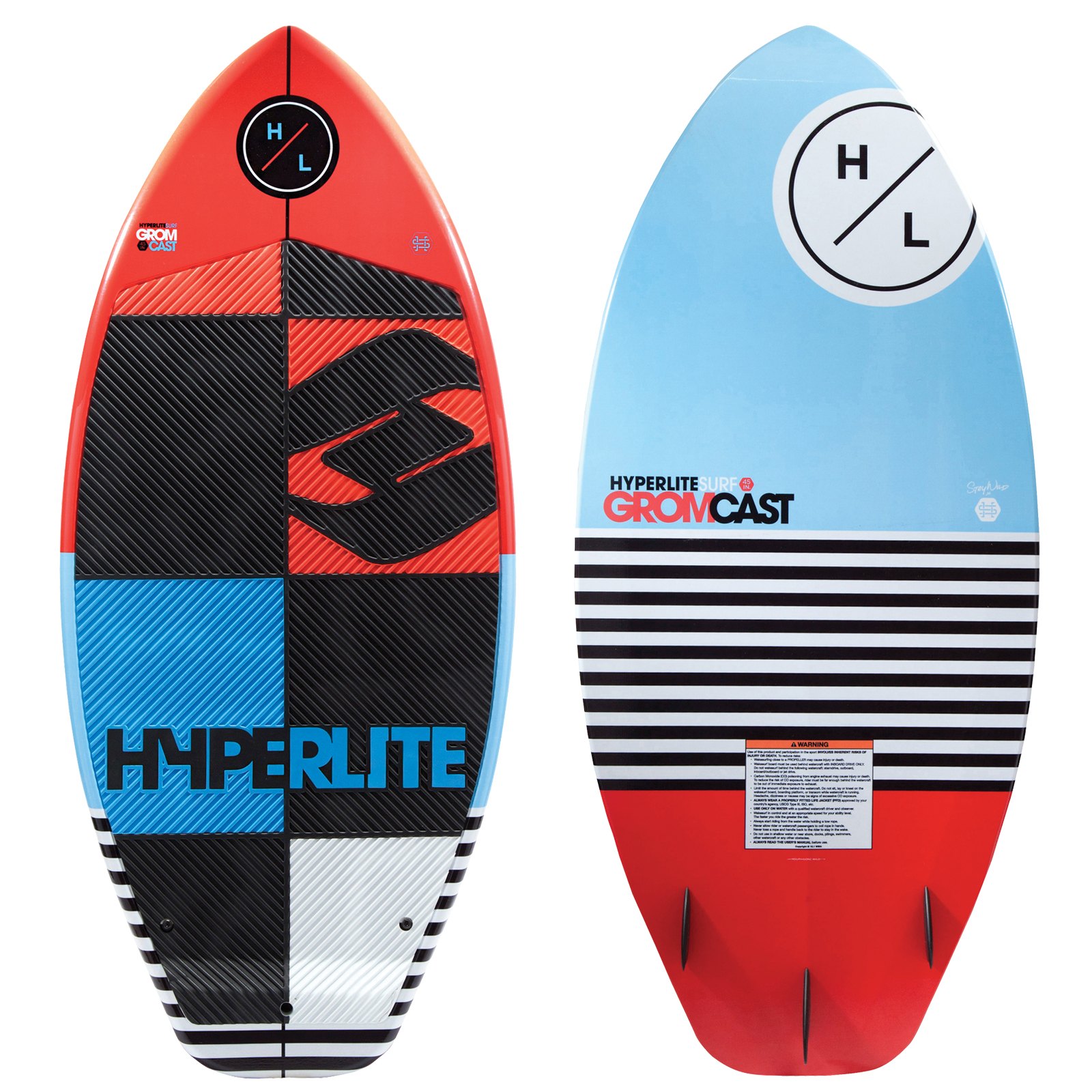 GROMCAST 45'' JR. WAKESURFER HYPERLITE 2017